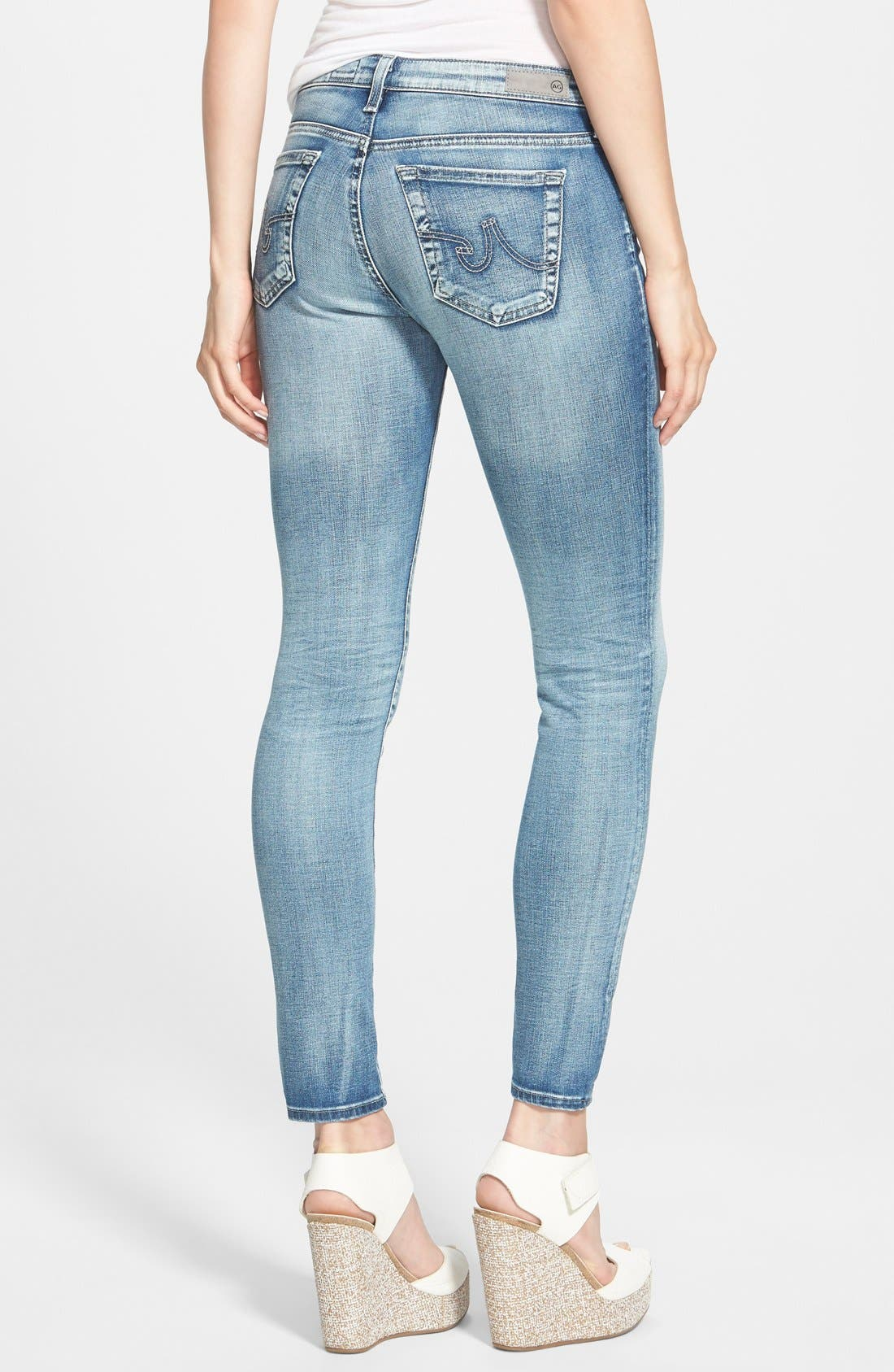 The Legging Ankle Jeans,                             Alternate thumbnail 103, color,