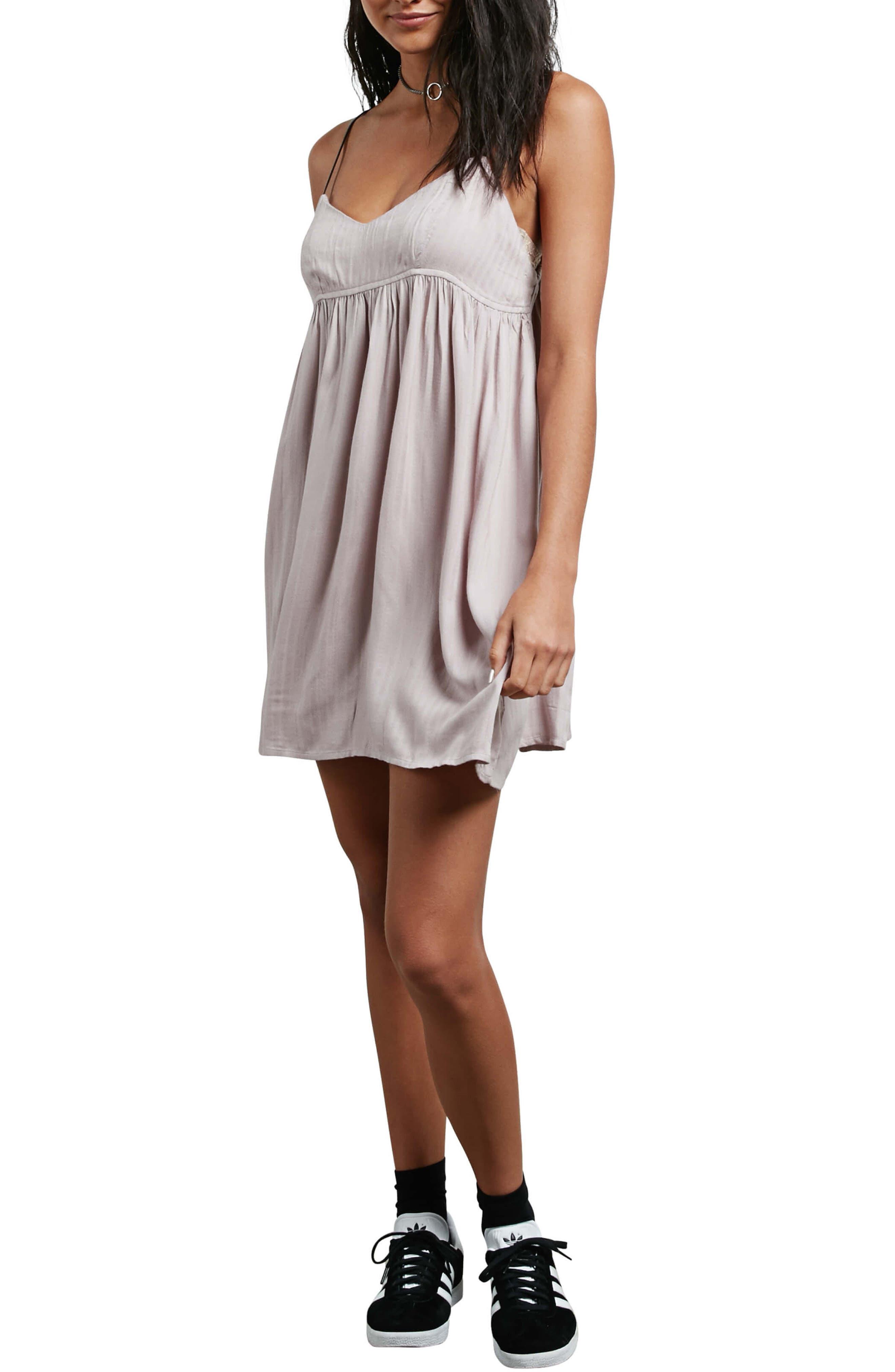 Thx It's a New Dress Babydoll Dress,                             Main thumbnail 1, color,