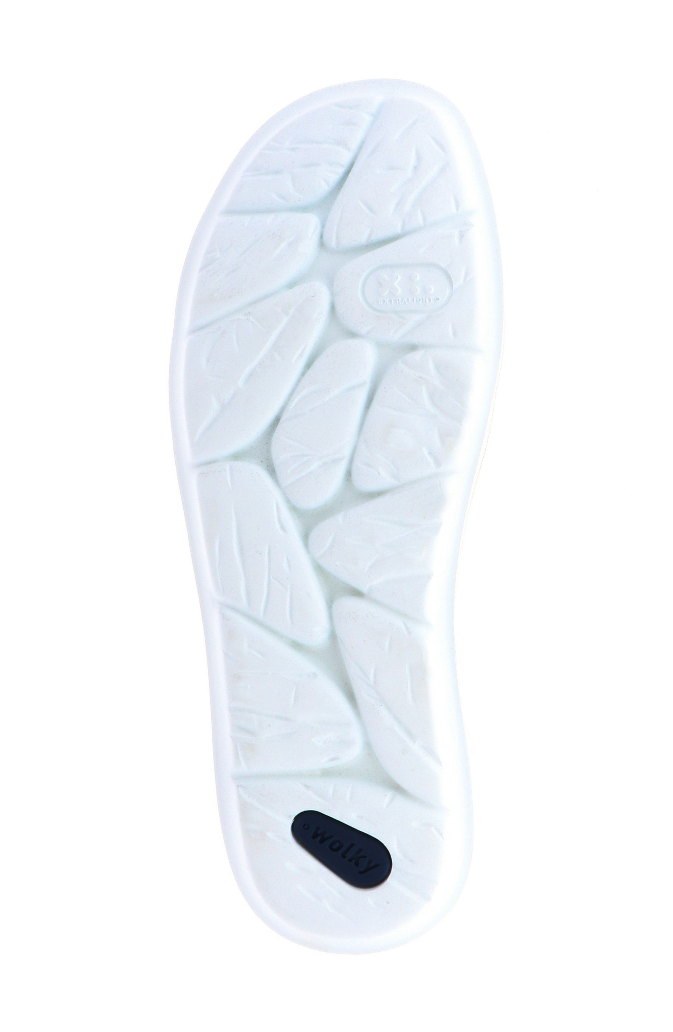 Sunstone Sandal,                             Alternate thumbnail 6, color,                             BLACK SUMMER
