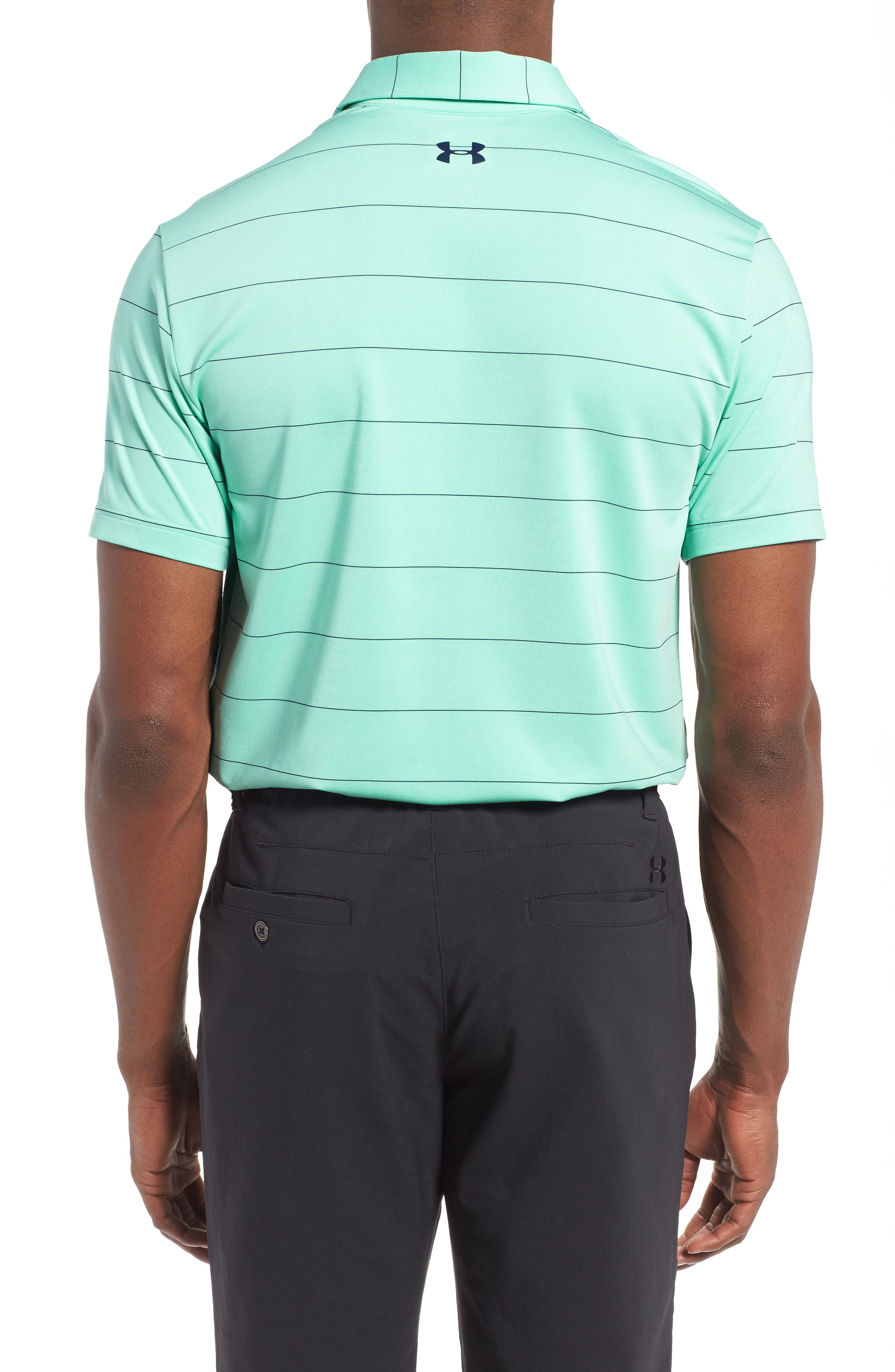 'Playoff' Loose Fit Short Sleeve Polo,                             Alternate thumbnail 78, color,