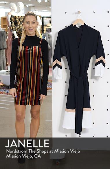 Aydrien Colorblock Dress, sales video thumbnail