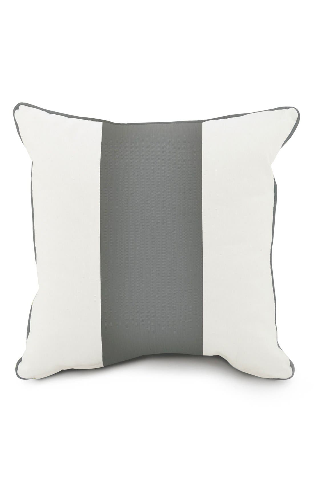 'Band' Square Pillow,                         Main,                         color, 021