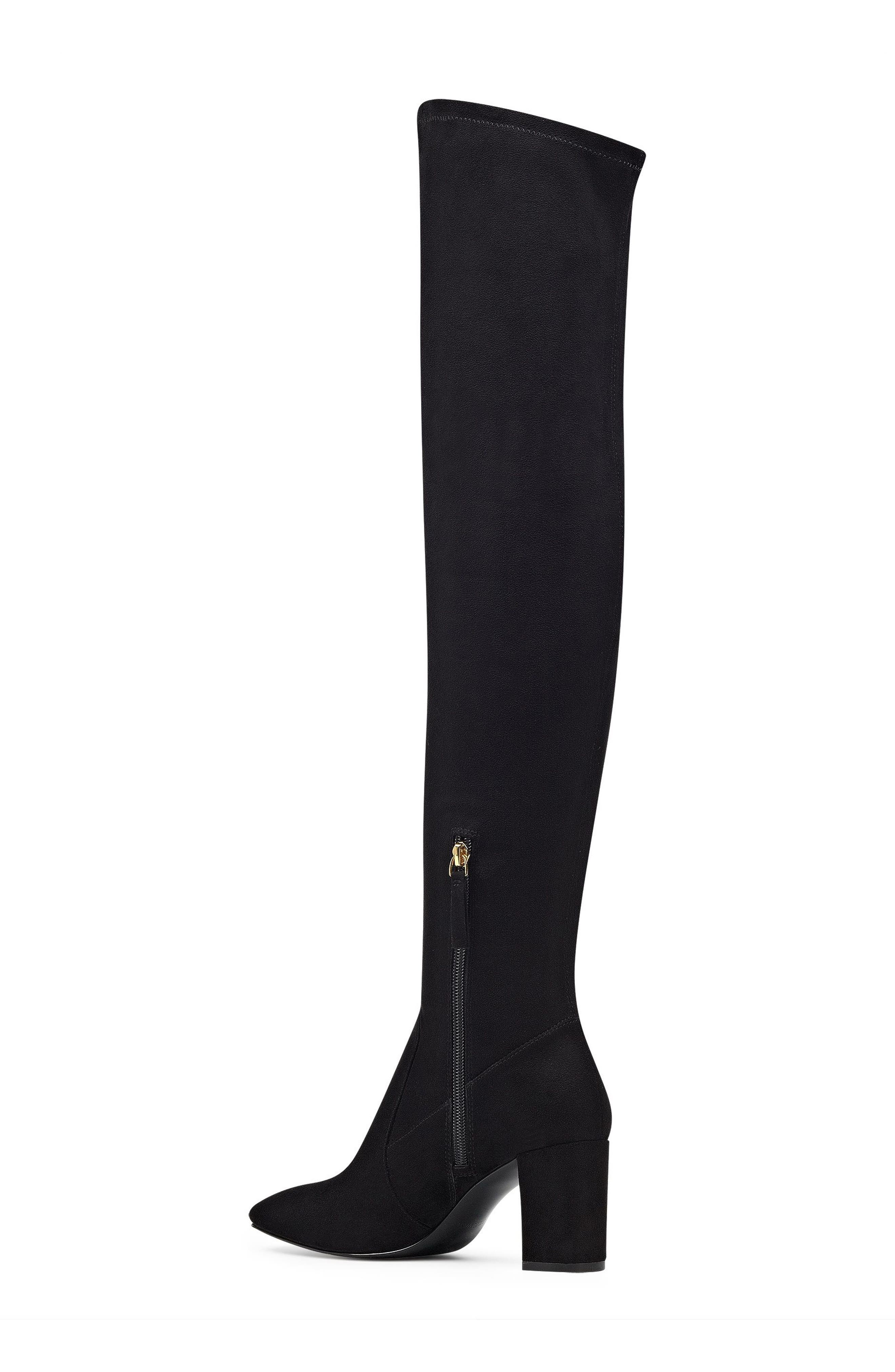Xperian Over the Knee Boot,                             Alternate thumbnail 3, color,                             001