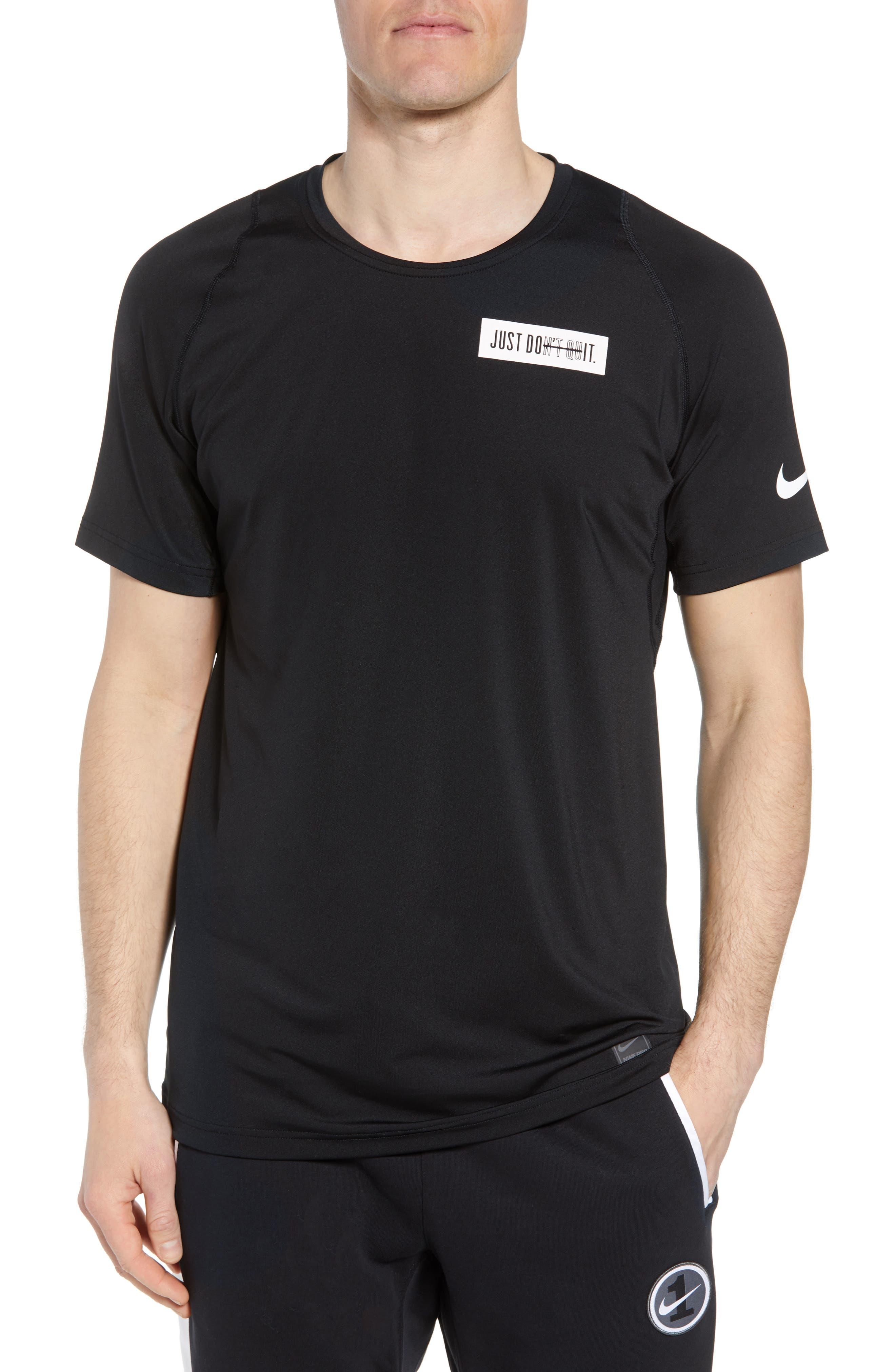 Nike Pro Jdi Logo Dry T-Shirt