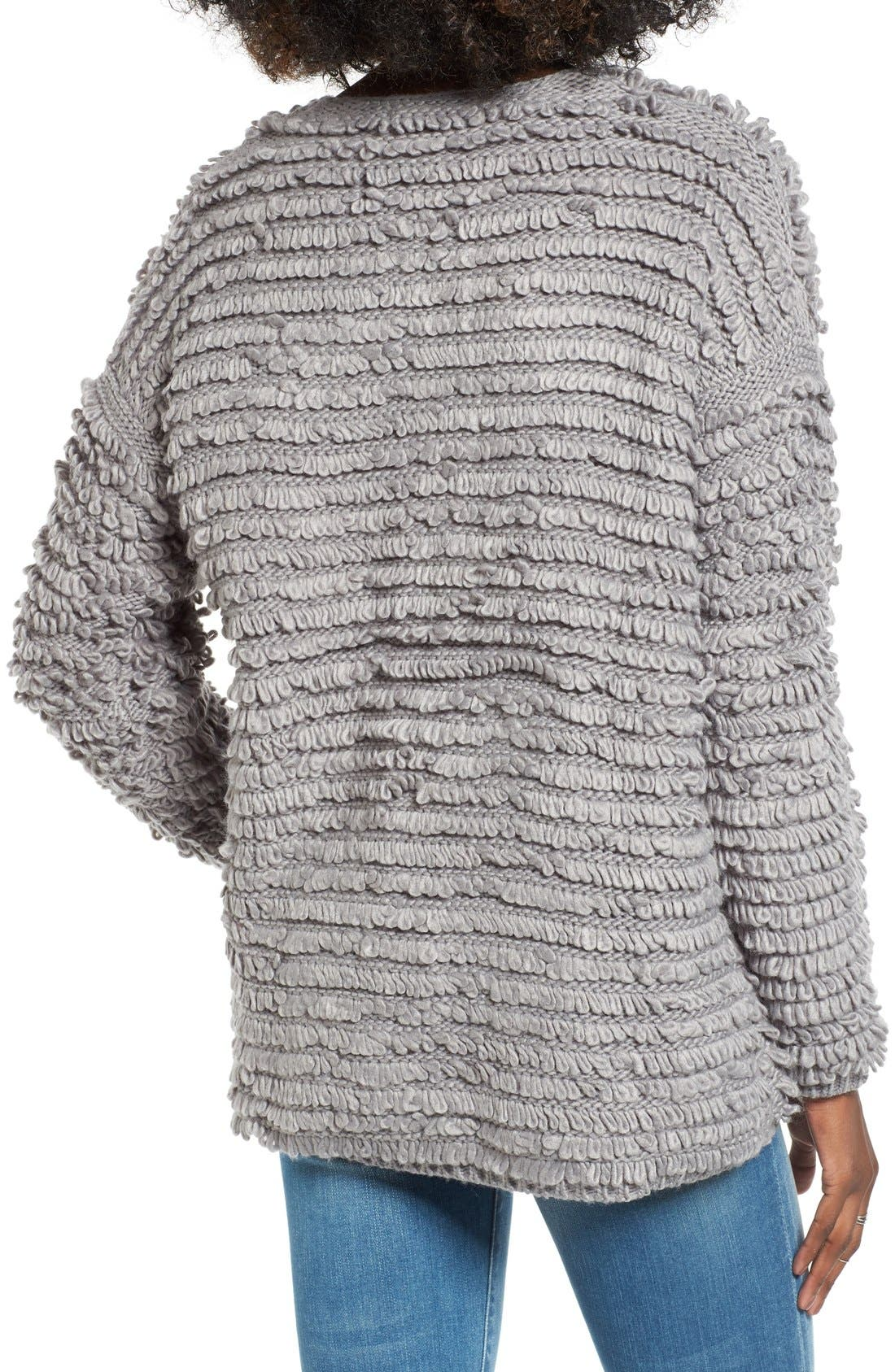 'Townsend' Loop Sweater,                             Alternate thumbnail 3, color,                             020