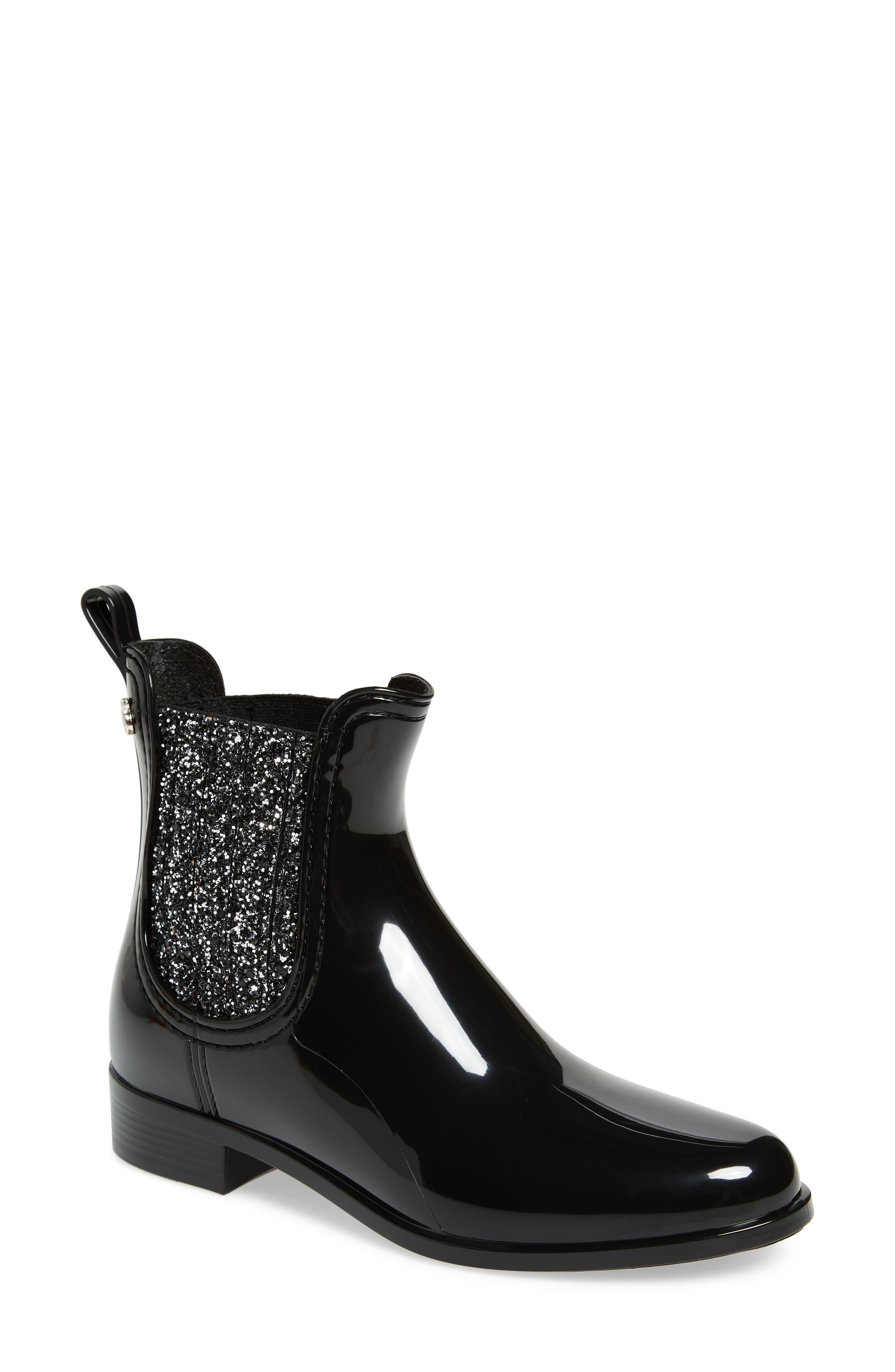LEMON JELLY Sardenha Rain Boot, Main, color, 001