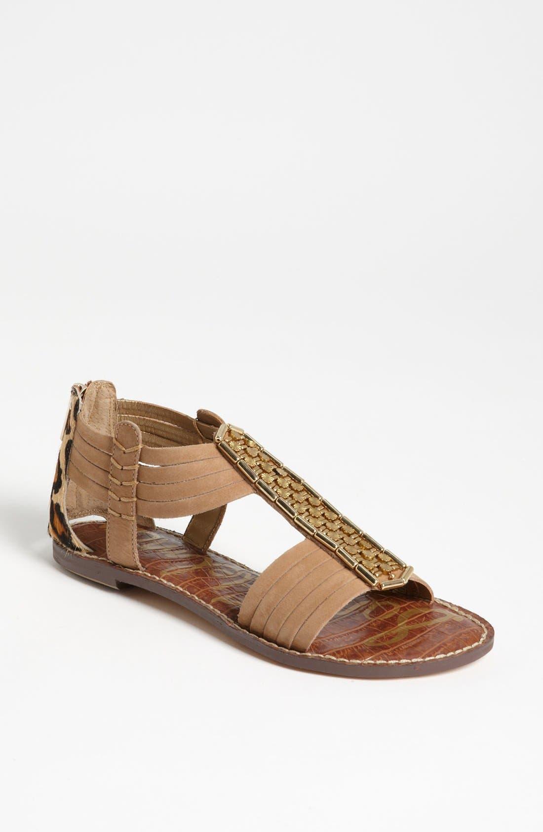 Embellished Sandal, Main, color, 200