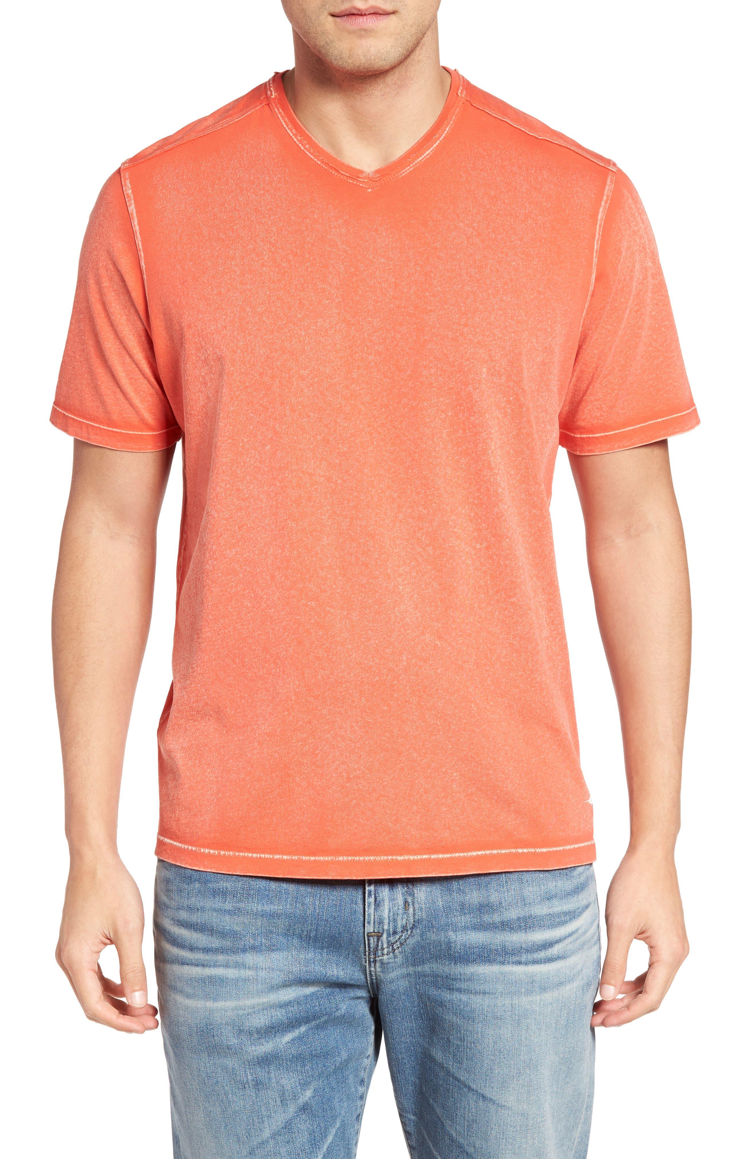 'Kahuna' V-Neck T-Shirt,                             Main thumbnail 12, color,