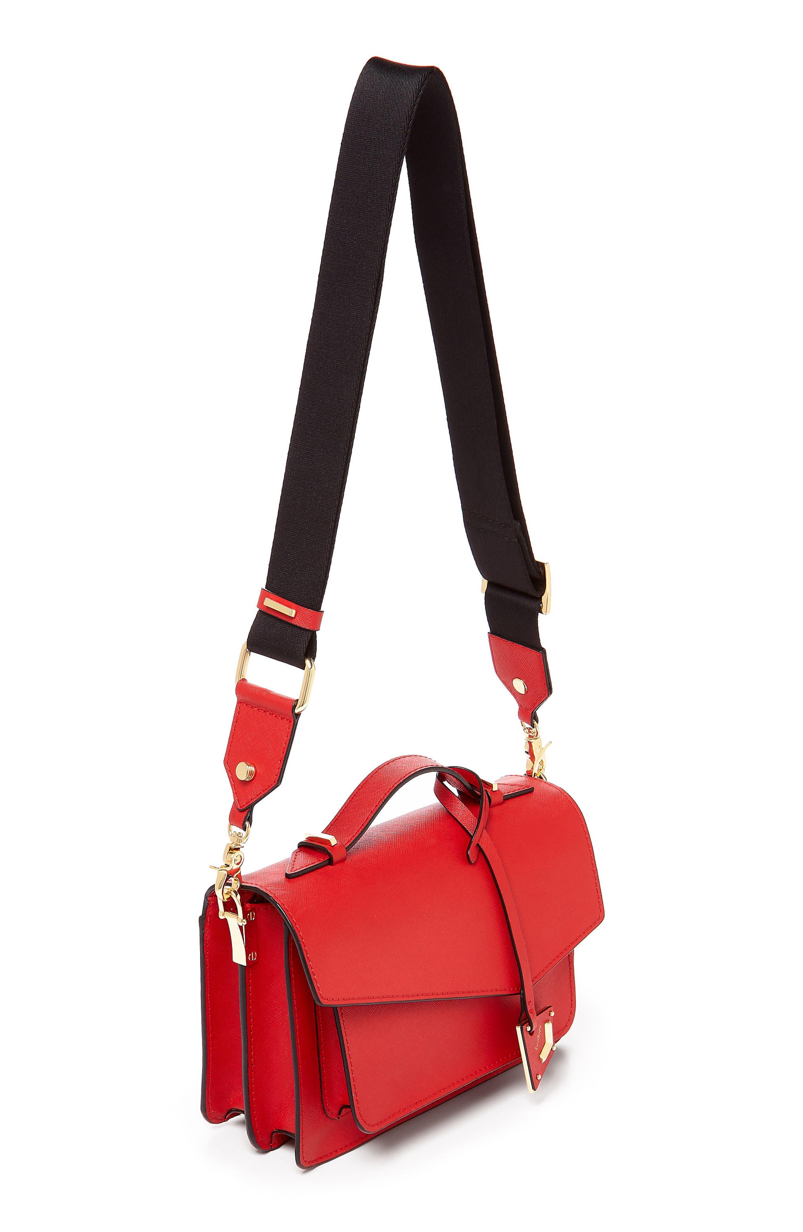 Cobble Hill Leather Crossbody Bag,                             Alternate thumbnail 39, color,