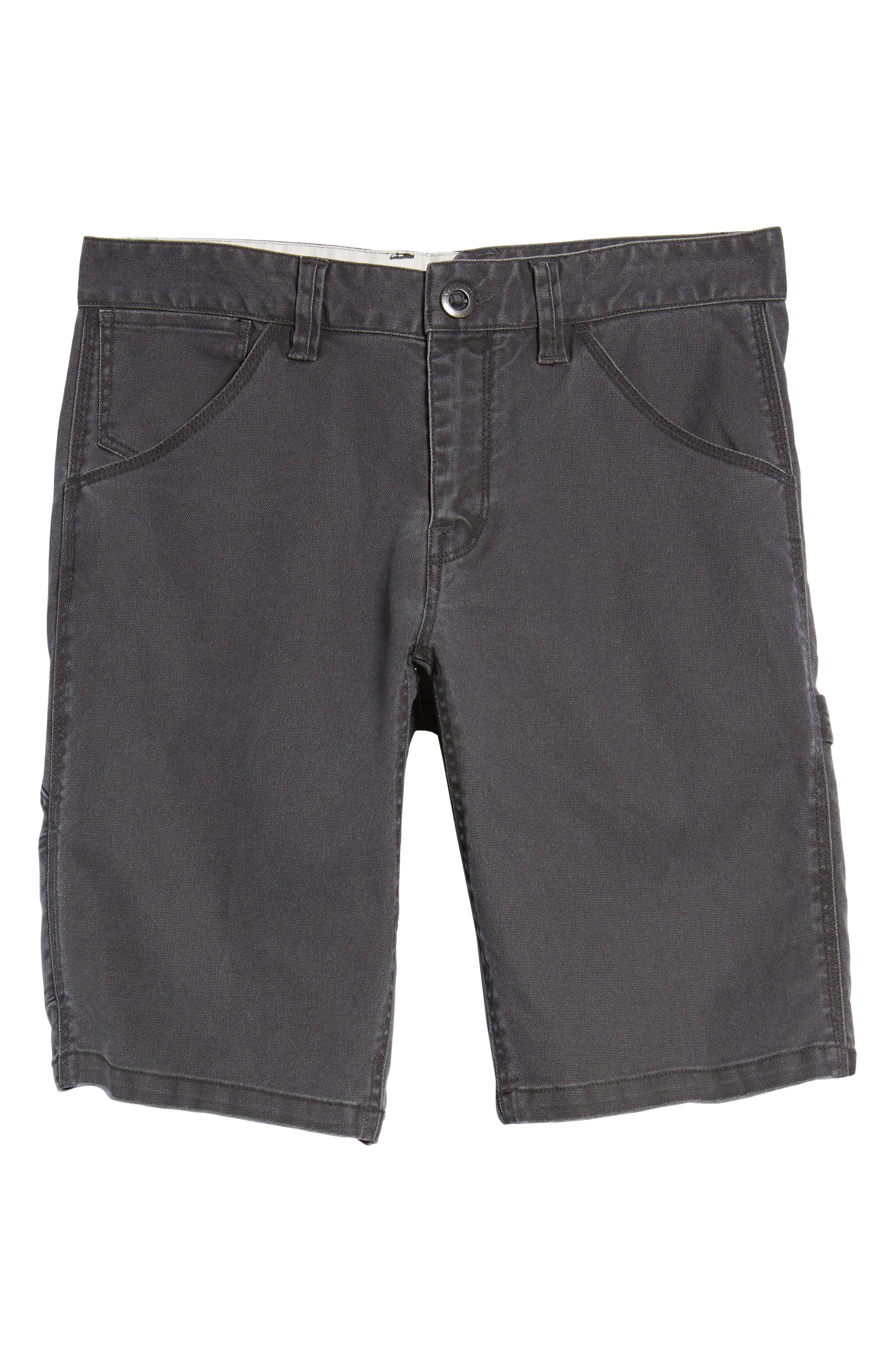 Whaler Utility Shorts,                             Alternate thumbnail 6, color,                             001