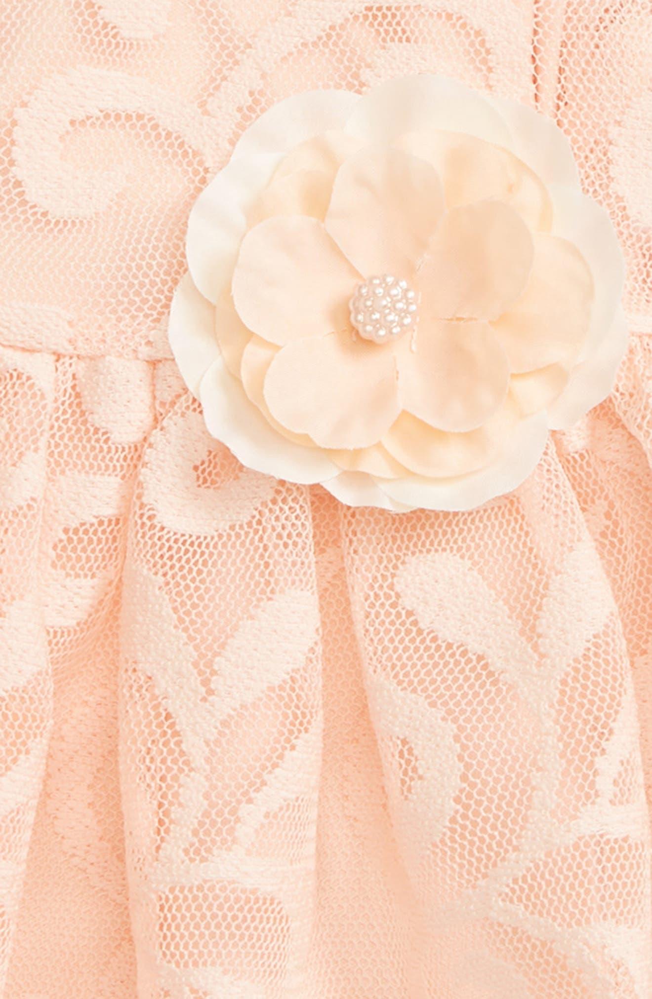 Lace Dress,                             Alternate thumbnail 2, color,                             950