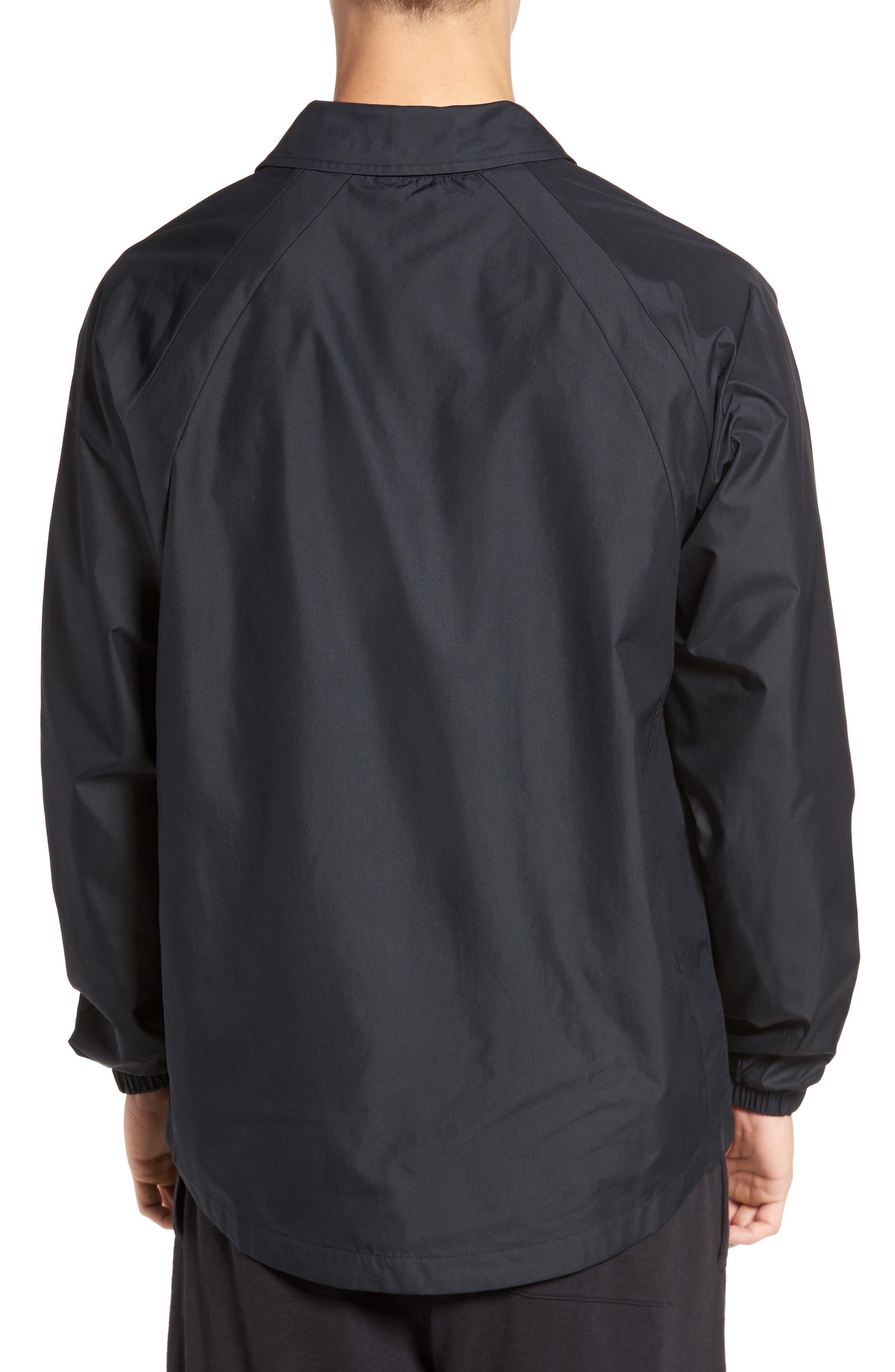 Nike Wings Coach's Jacket,                             Alternate thumbnail 2, color,                             010