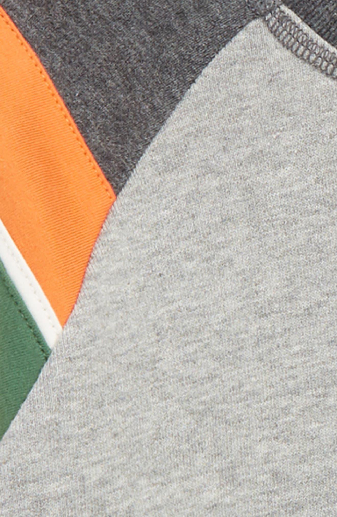 Sporty Sweatshirt,                             Alternate thumbnail 2, color,                             054