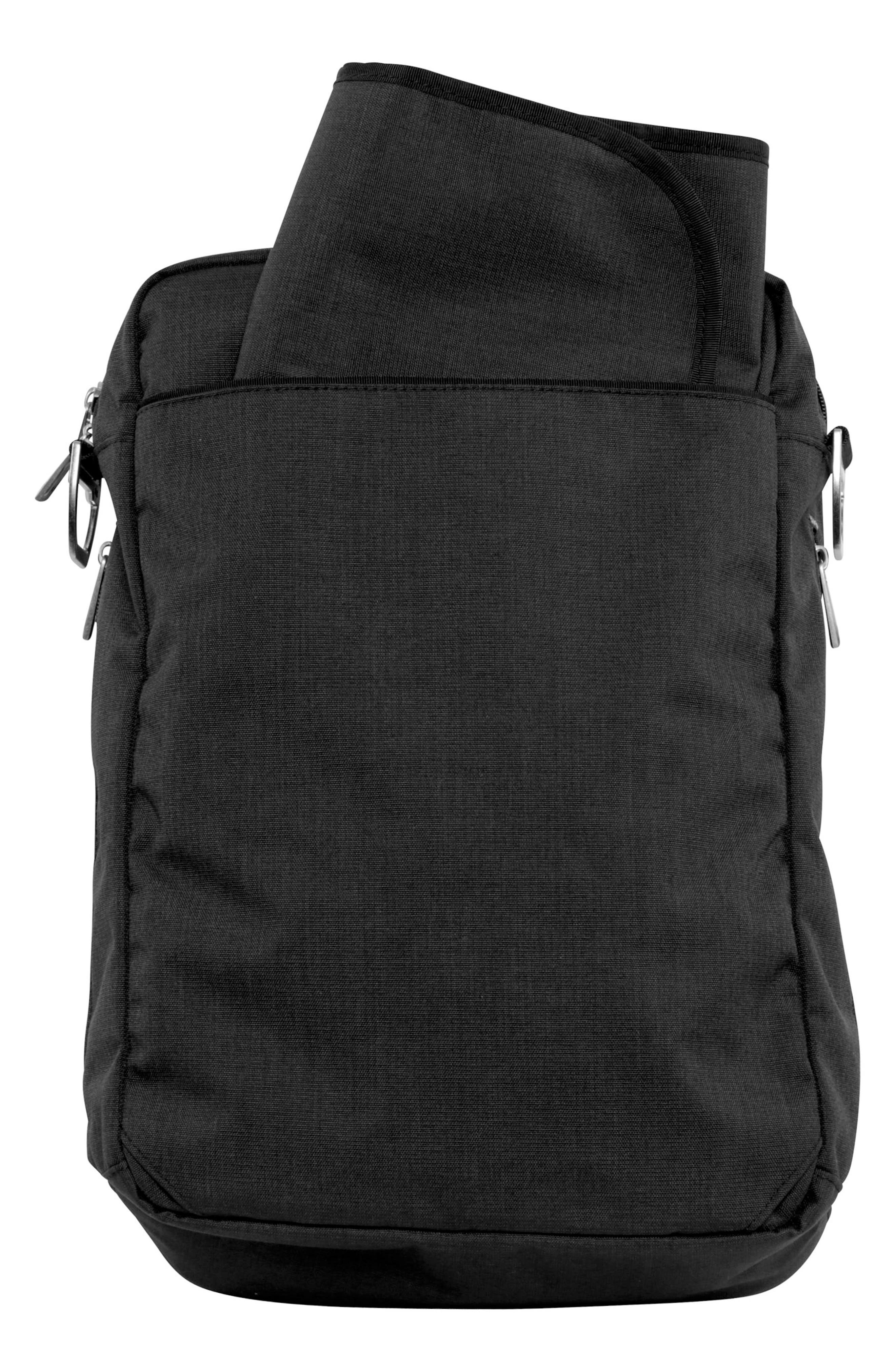 Helix Onyx Collection Messenger Diaper Bag,                             Alternate thumbnail 2, color,                             009