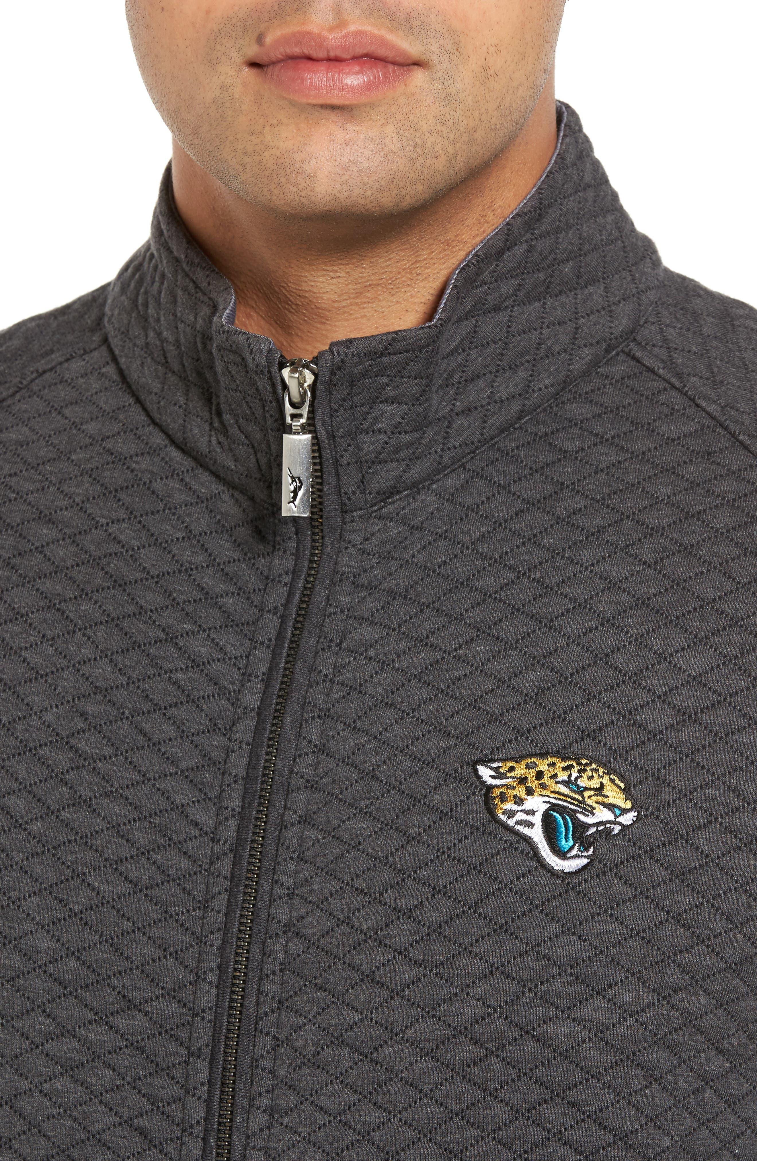 NFL Quiltessential Full Zip Sweatshirt,                             Alternate thumbnail 109, color,