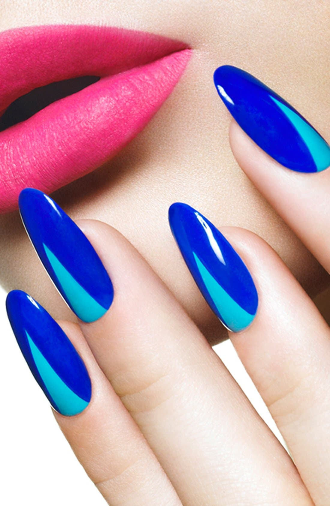 'Poppy Blue' Nail Lacquer,                             Alternate thumbnail 5, color,                             440