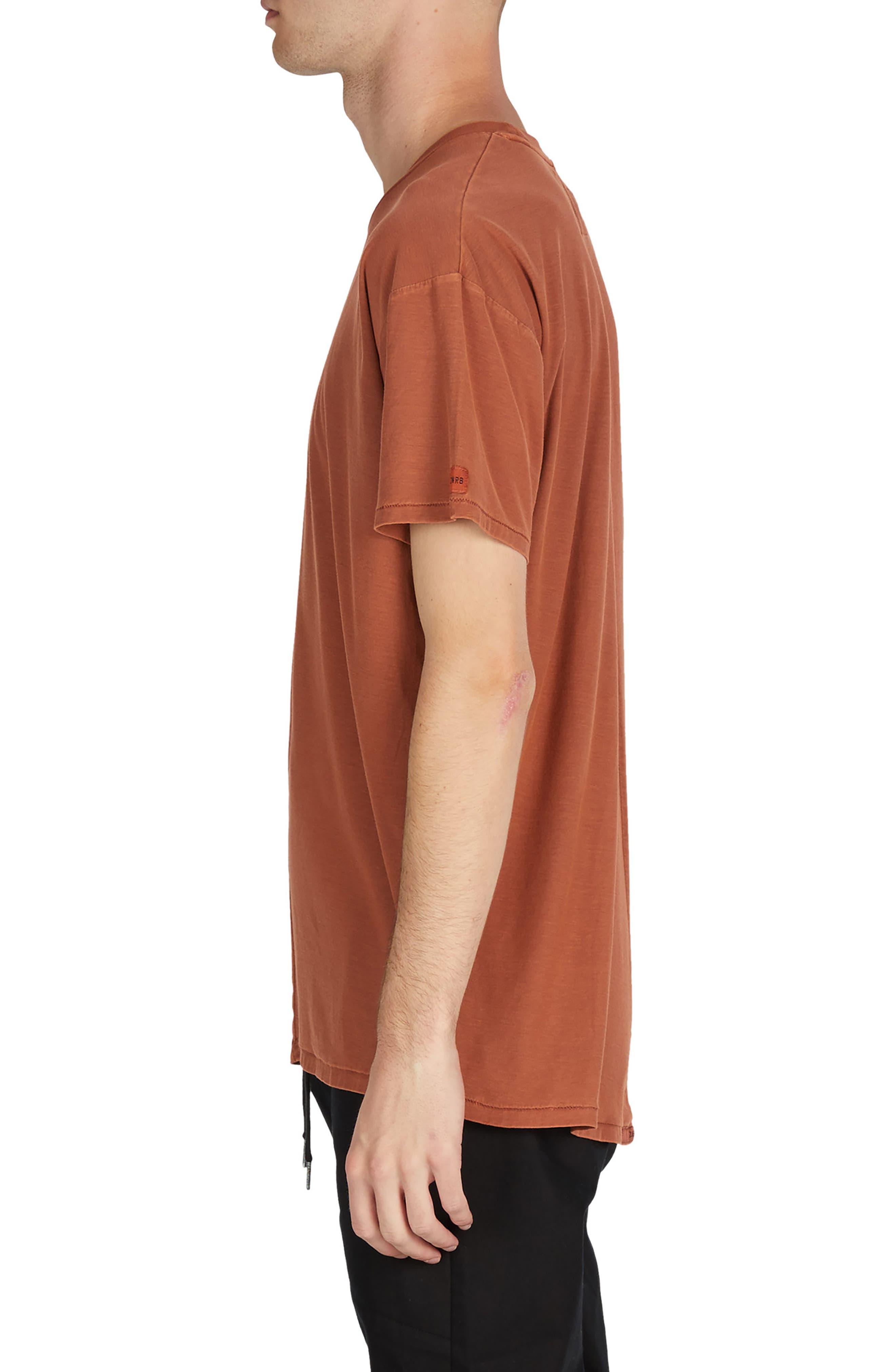 Rugger T-Shirt,                             Alternate thumbnail 3, color,                             800