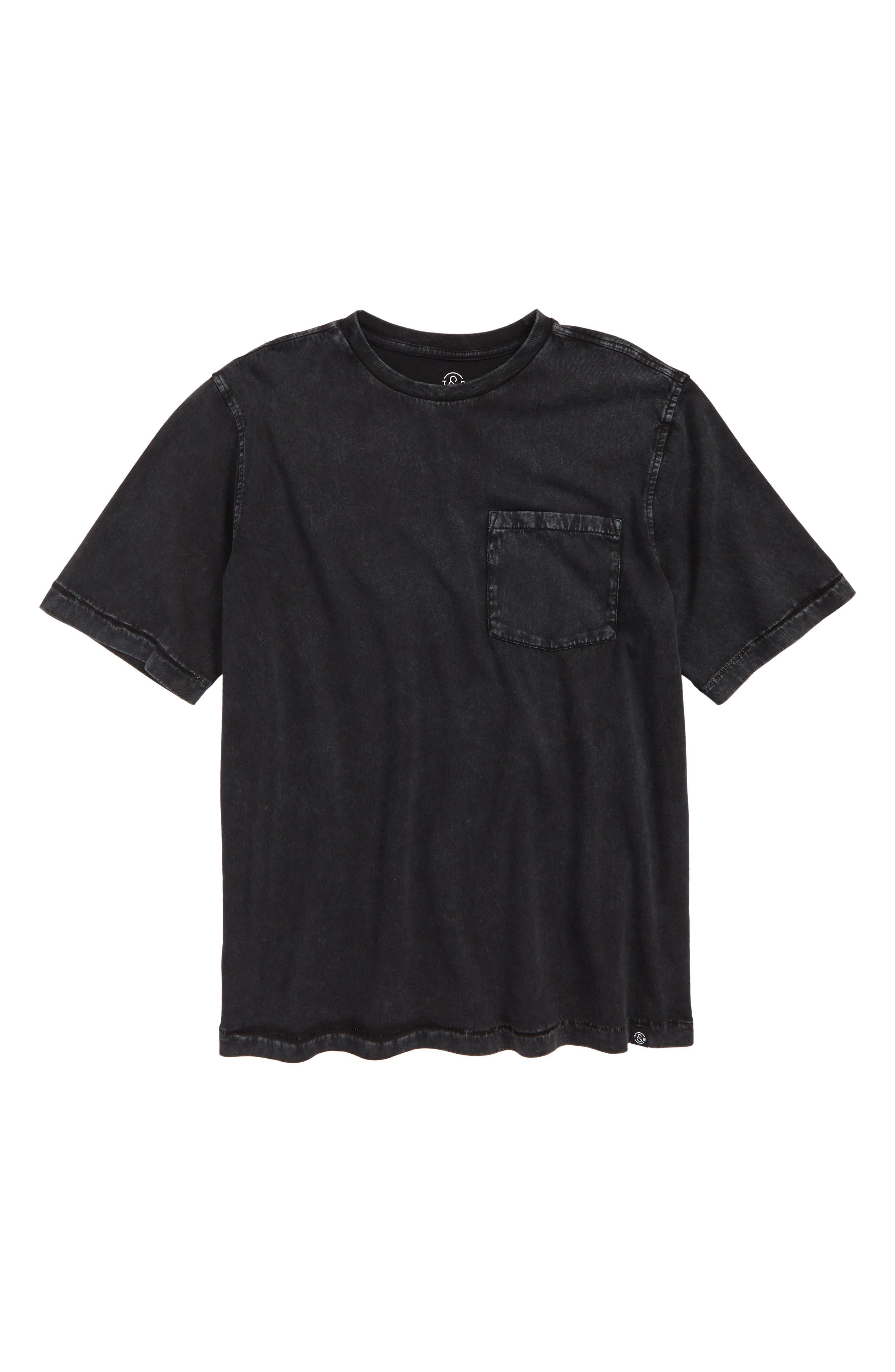 Washed T-Shirt,                             Main thumbnail 1, color,