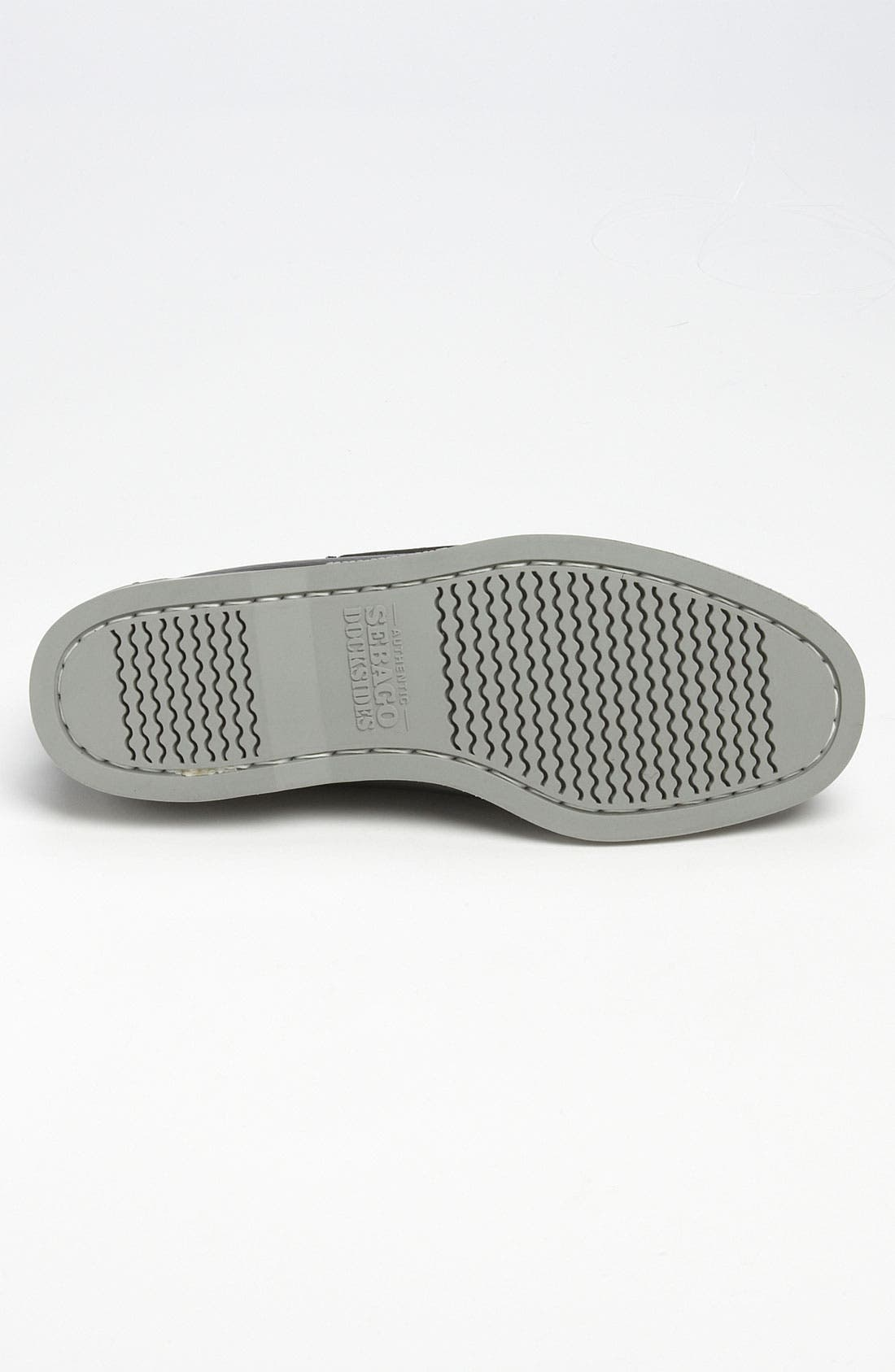 'Docksides<sup>®</sup>' Boat Shoe,                             Alternate thumbnail 2, color,                             001