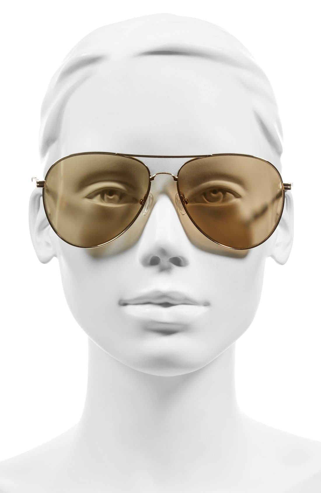 Lodi 62mm Mirrored Aviator Sunglasses,                             Alternate thumbnail 20, color,