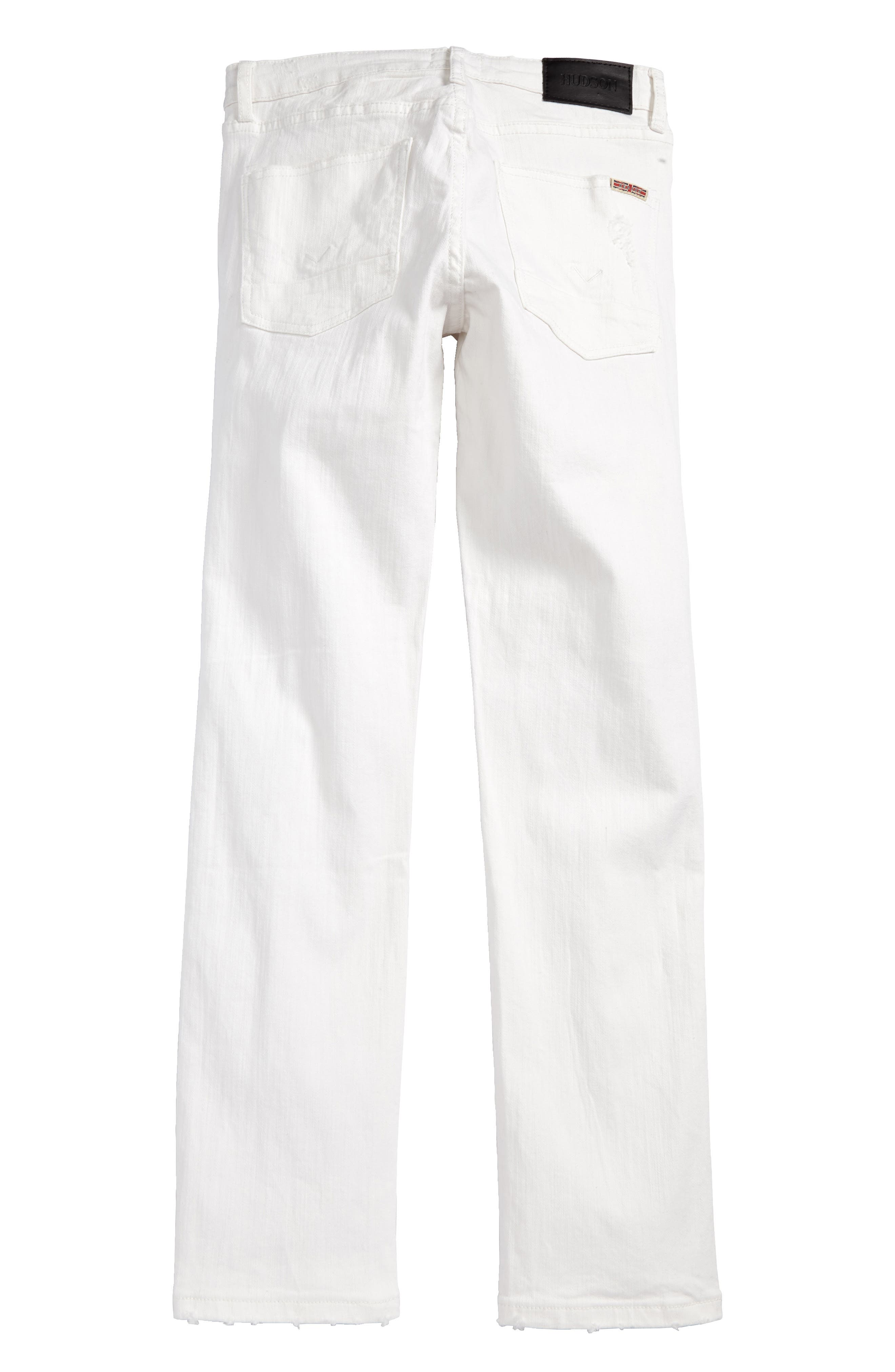 Jagger Slim Fit Straight Leg Jeans,                             Alternate thumbnail 2, color,                             116