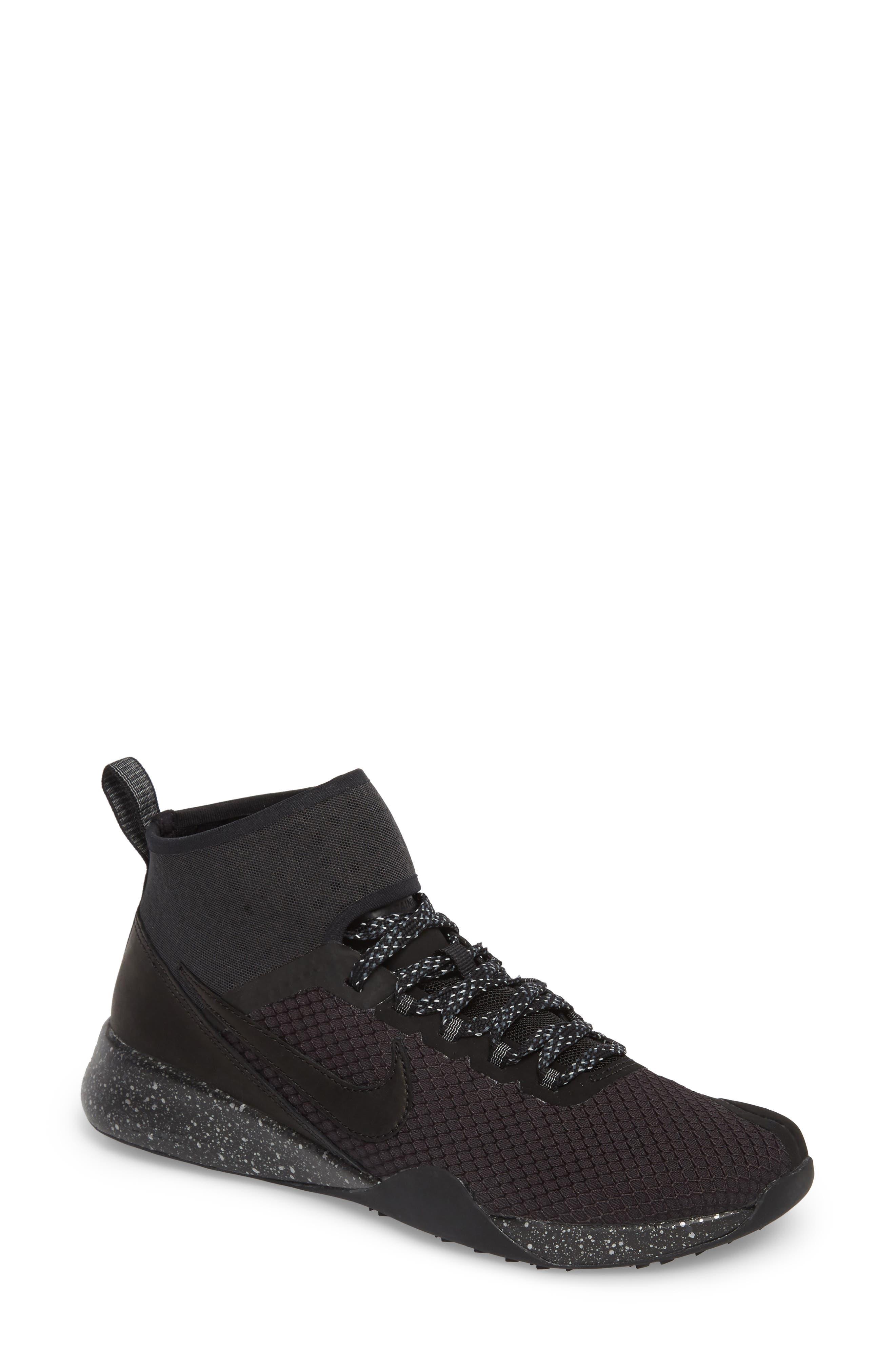 NikeLab Air Zoom Strong 2 Training Shoe,                             Main thumbnail 1, color,                             001