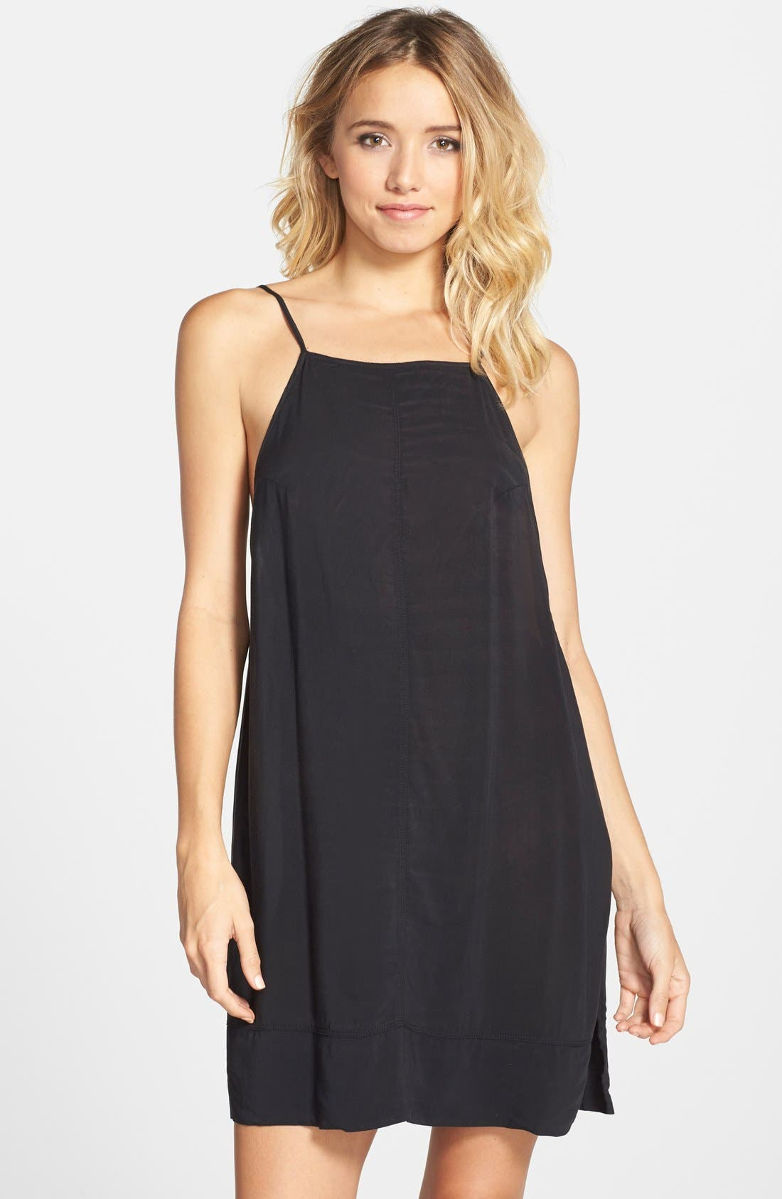 'Sheila's Side-by-Side' Chemise, Main, color, 001