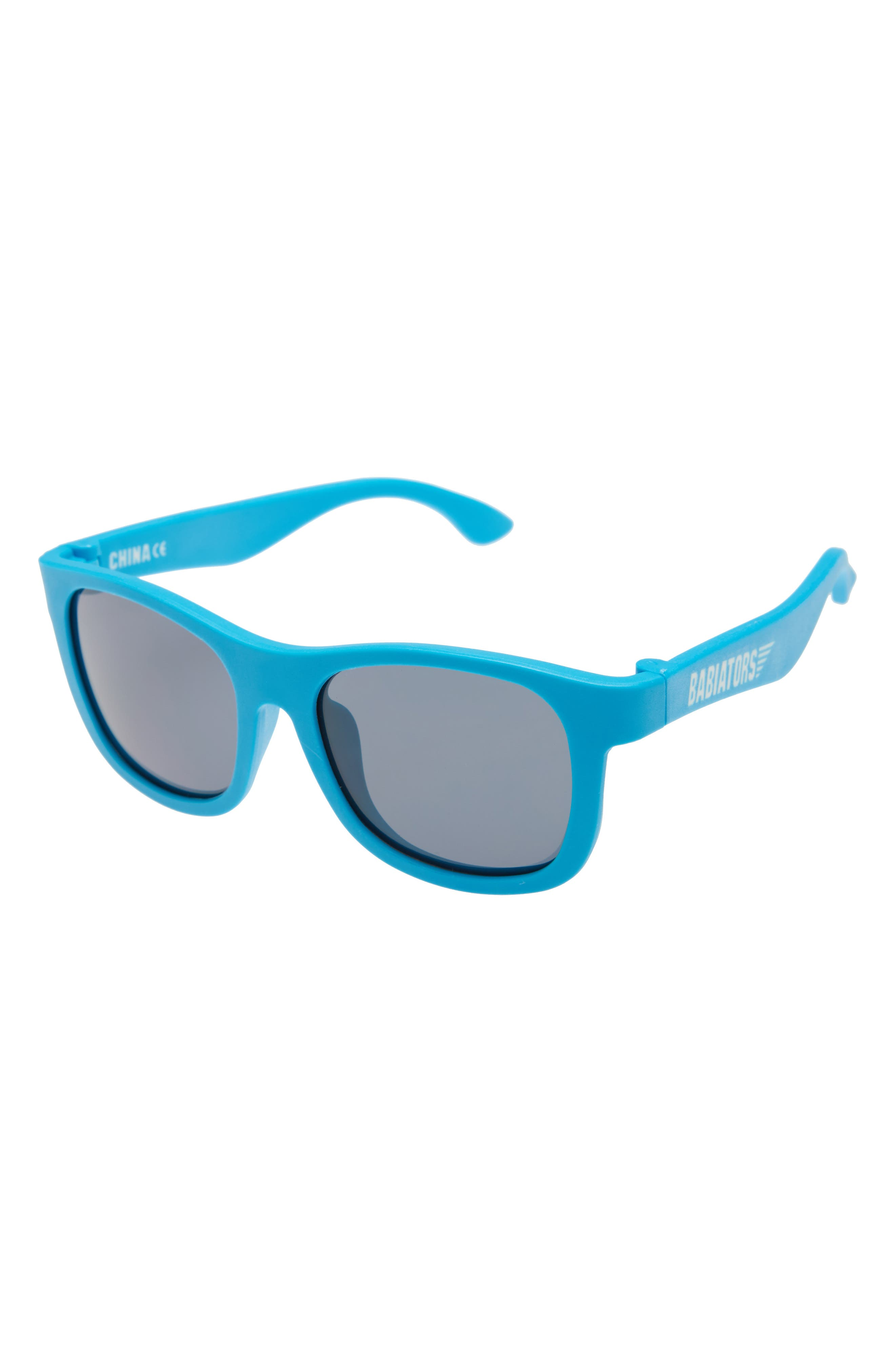 Original Navigators Sunglasses,                         Main,                         color, BLUE CRUSH