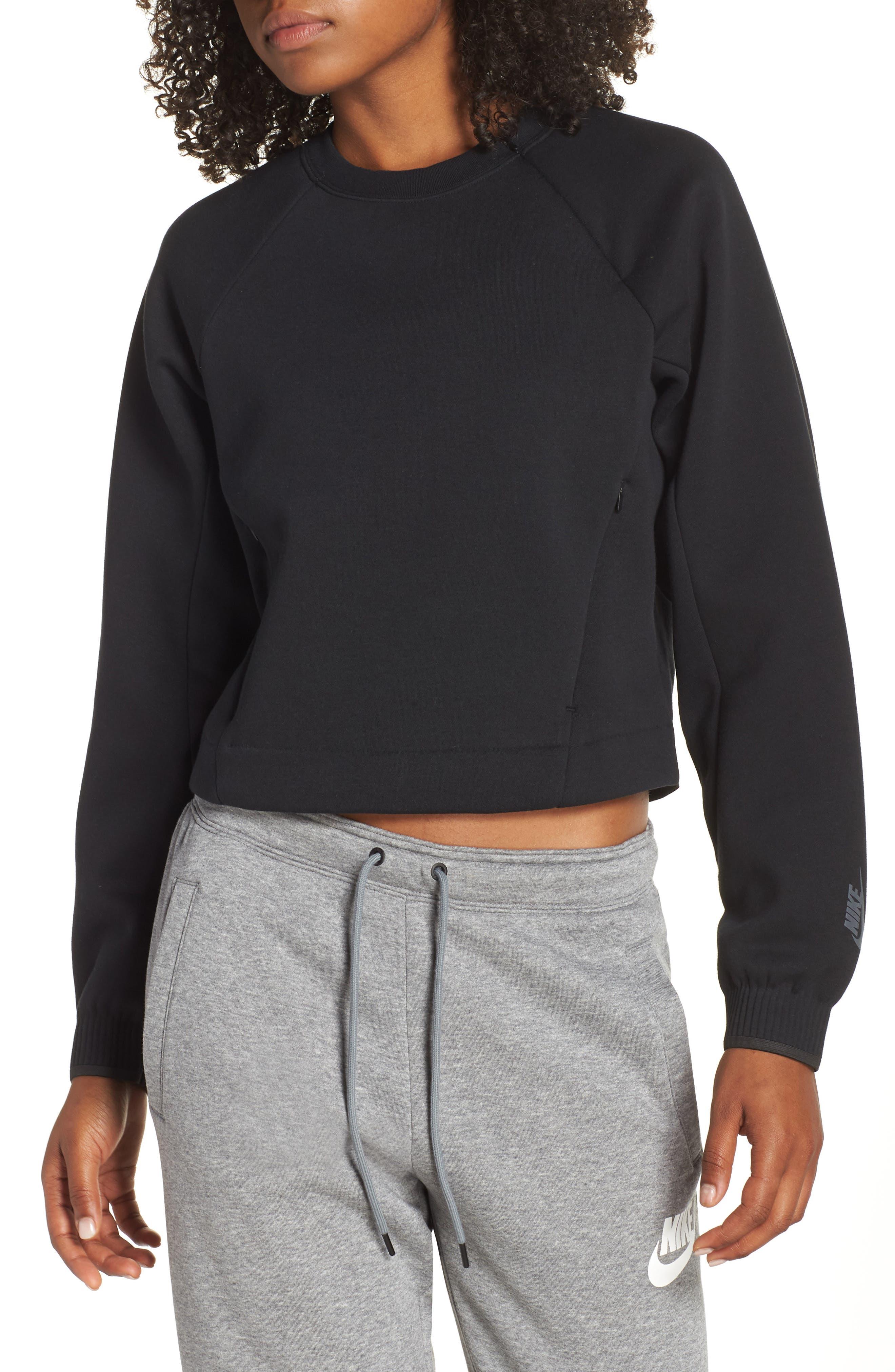 Nike Nikelab Collection Fleece Crew