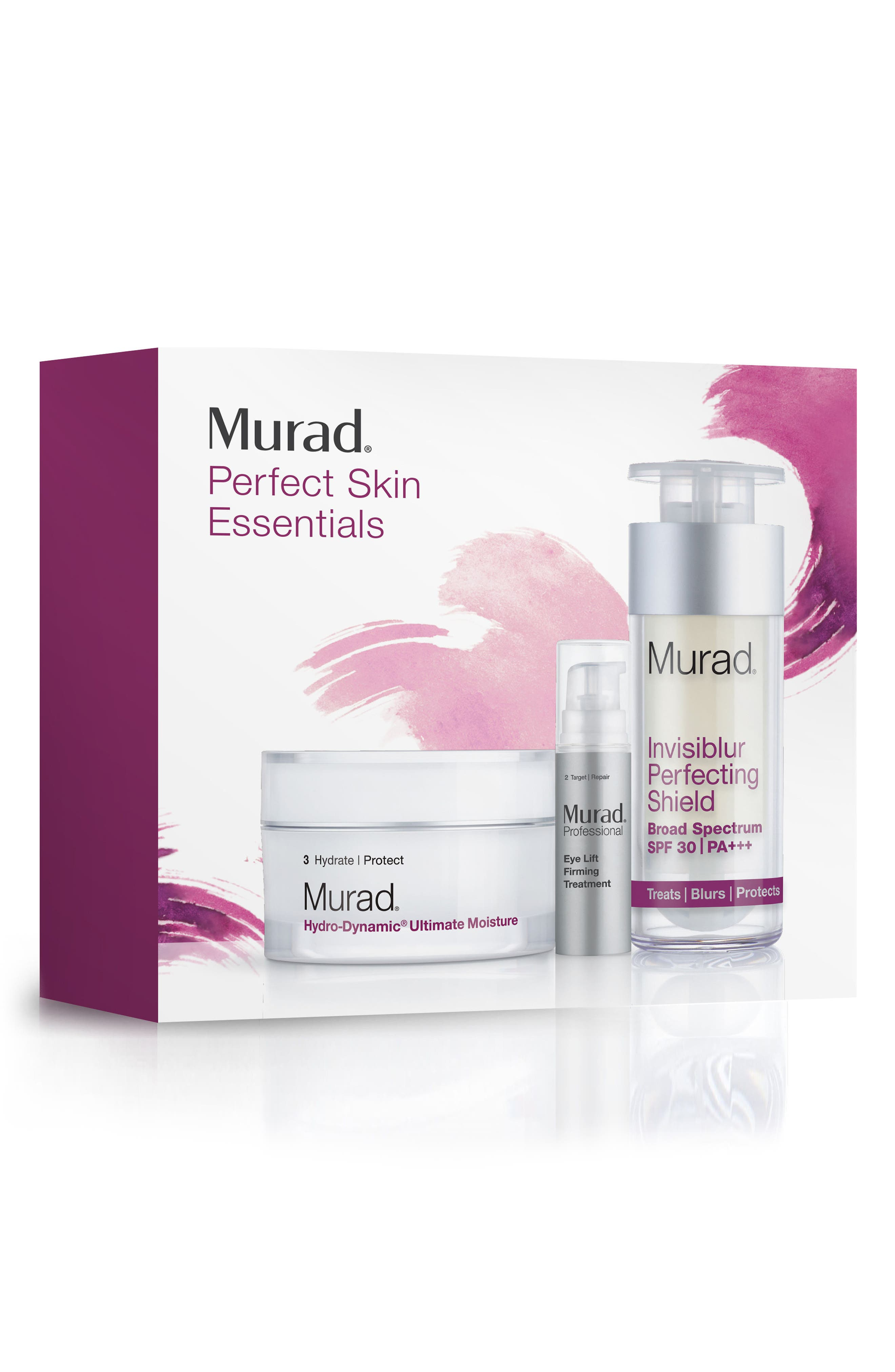 MURAD<SUP>®</SUP>,                             Perfect Skin Essentials Set,                             Alternate thumbnail 3, color,                             000