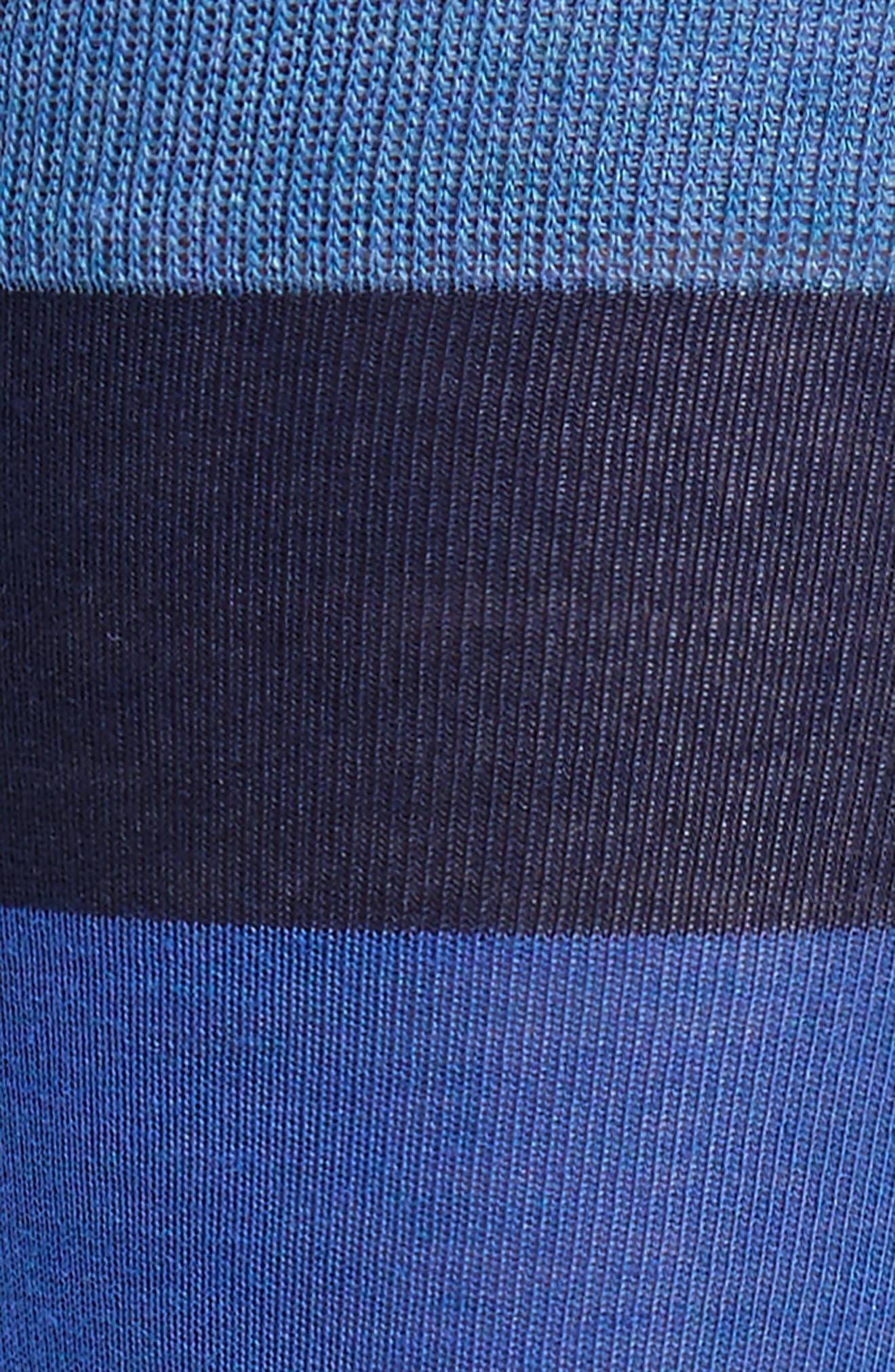 Colorblock Socks,                             Alternate thumbnail 4, color,