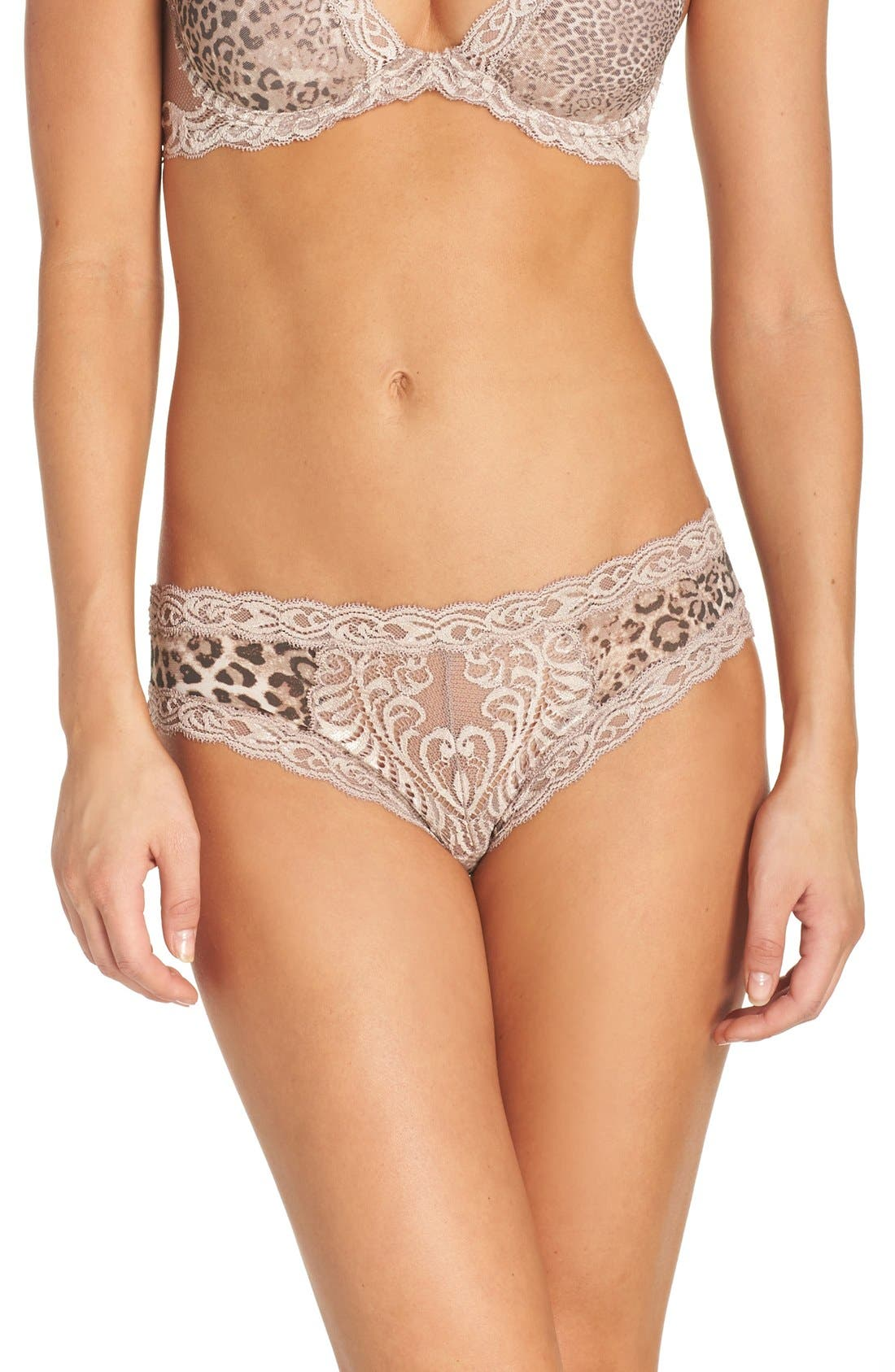 Feathers Hipster Briefs,                             Main thumbnail 34, color,