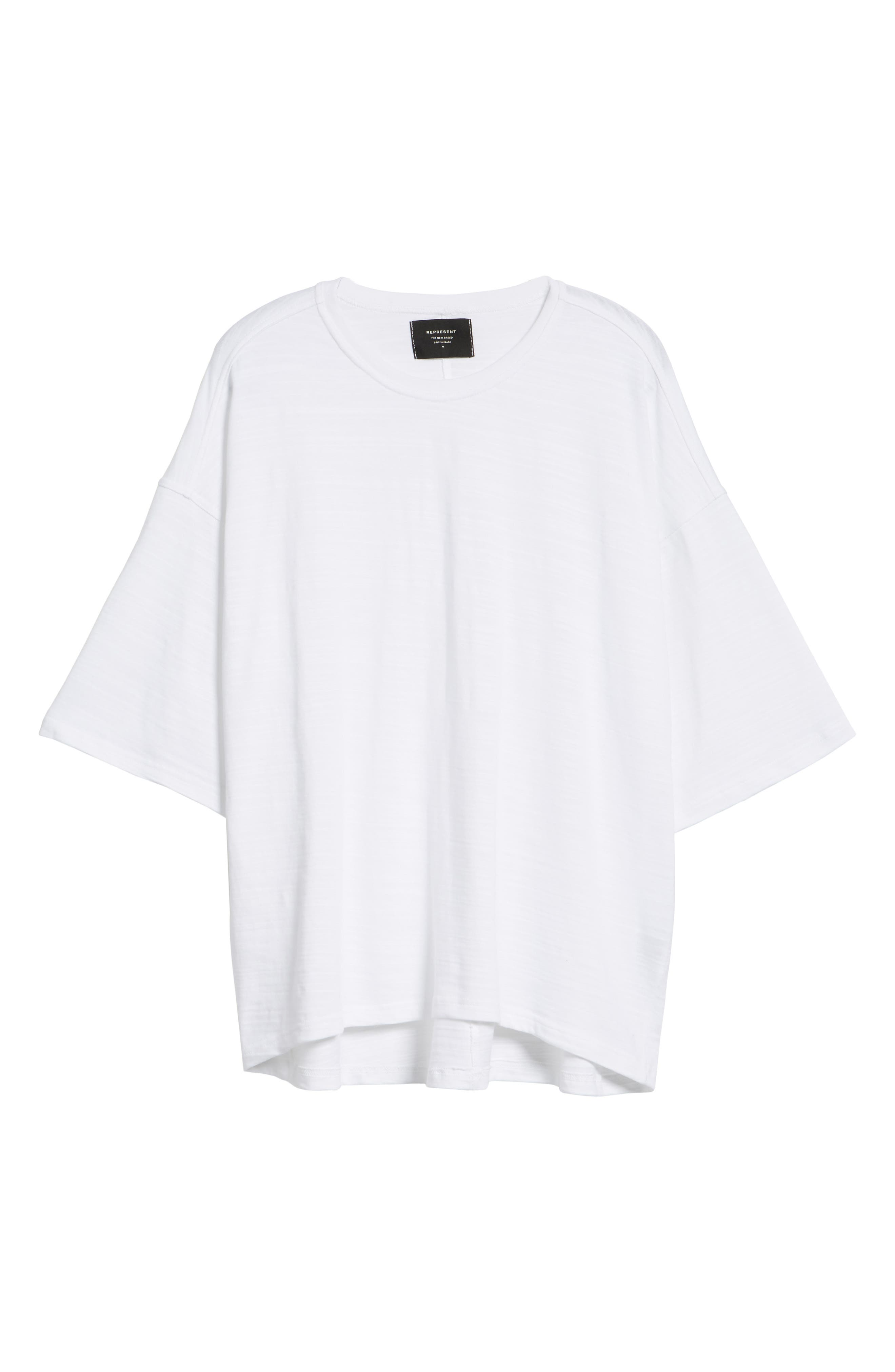 Relaxed Fit Crewneck T-Shirt,                             Alternate thumbnail 12, color,
