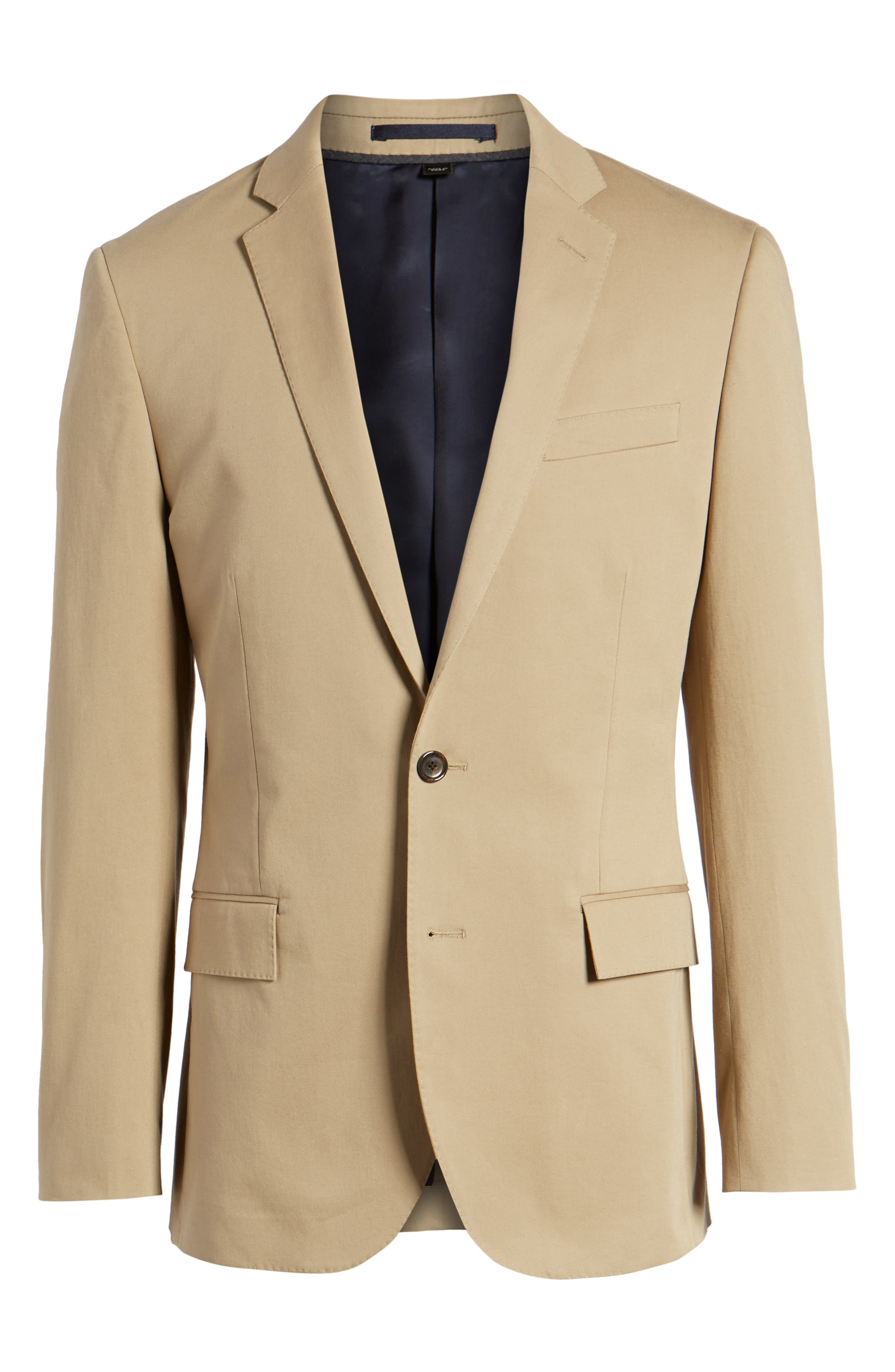 Ludlow Stretch Chino Blazer,                             Alternate thumbnail 5, color,                             251