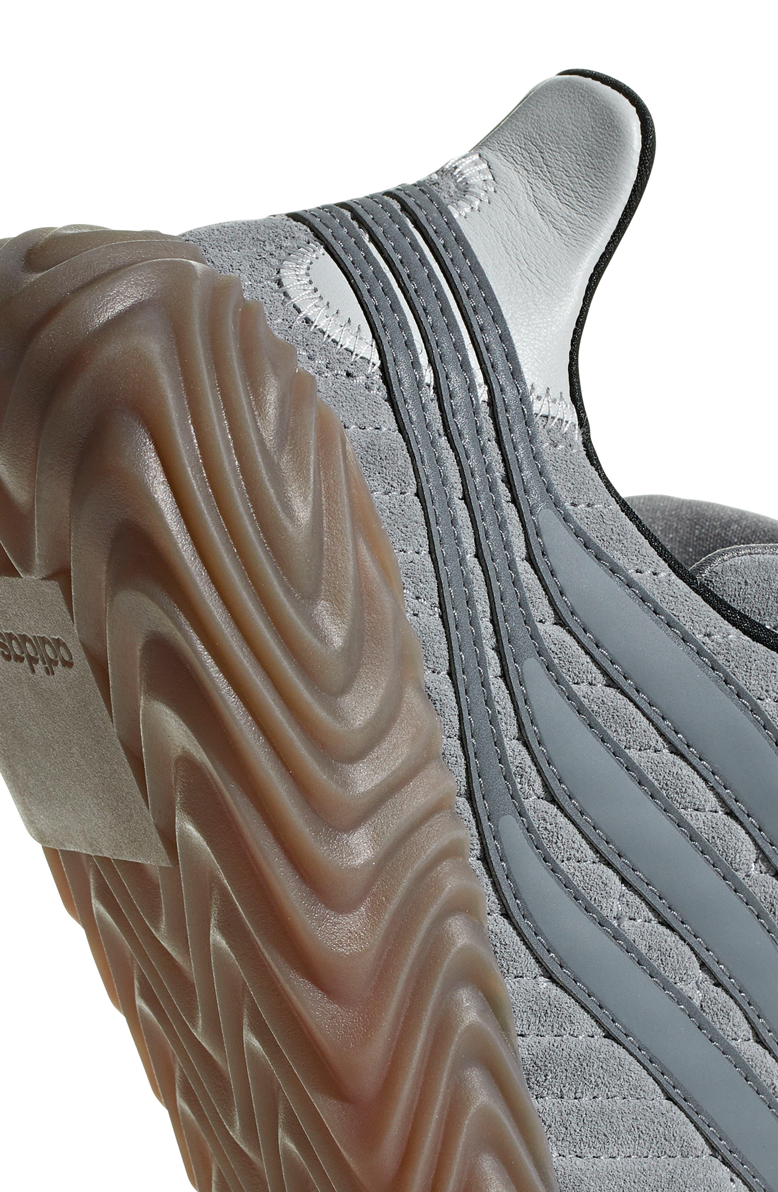 Sobakov Sneaker,                             Alternate thumbnail 7, color,                             GREY/ GREY
