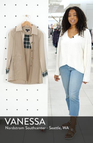 Hooded Mac Jacket, sales video thumbnail