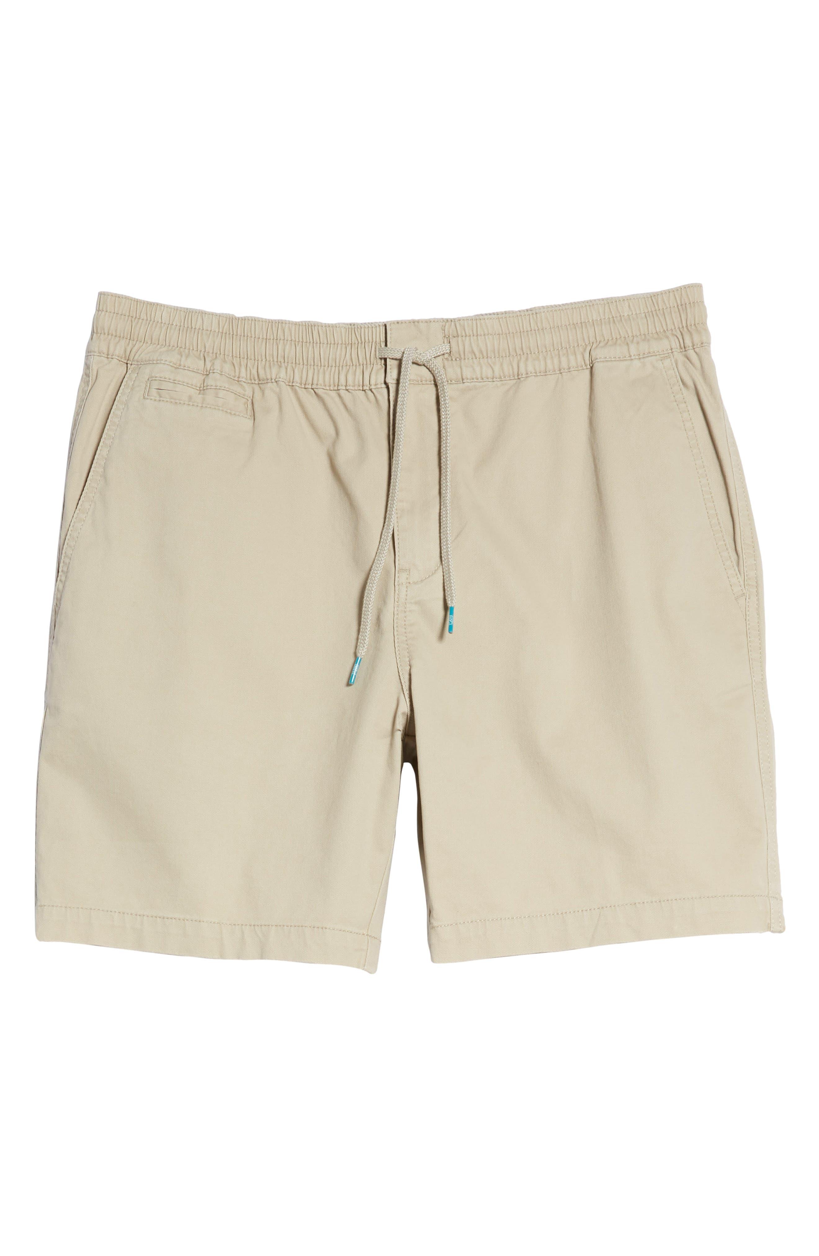 Drawstring Bedford Corduroy Shorts,                             Alternate thumbnail 17, color,