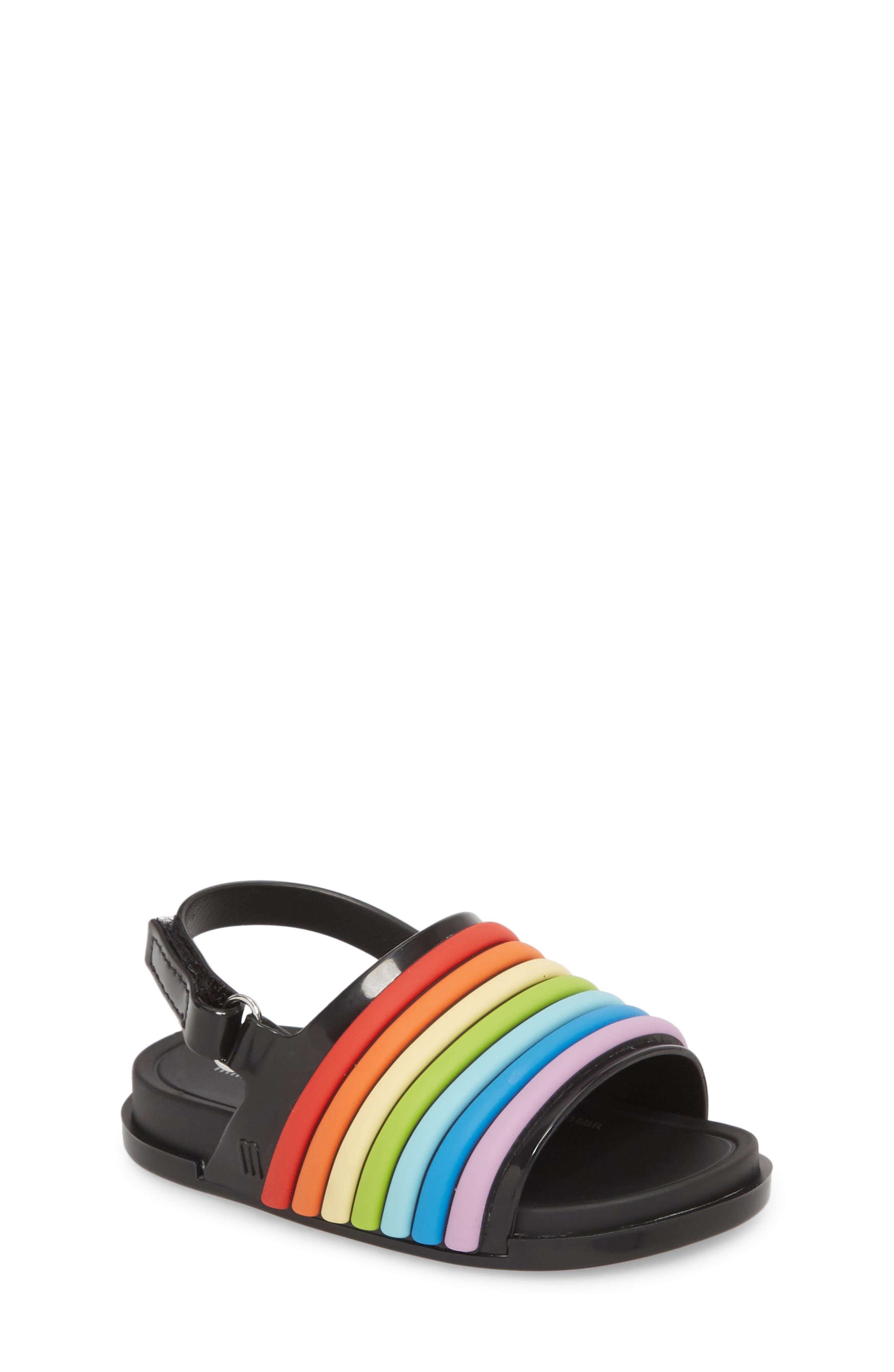 Rainbow Beach Sandal,                             Main thumbnail 2, color,