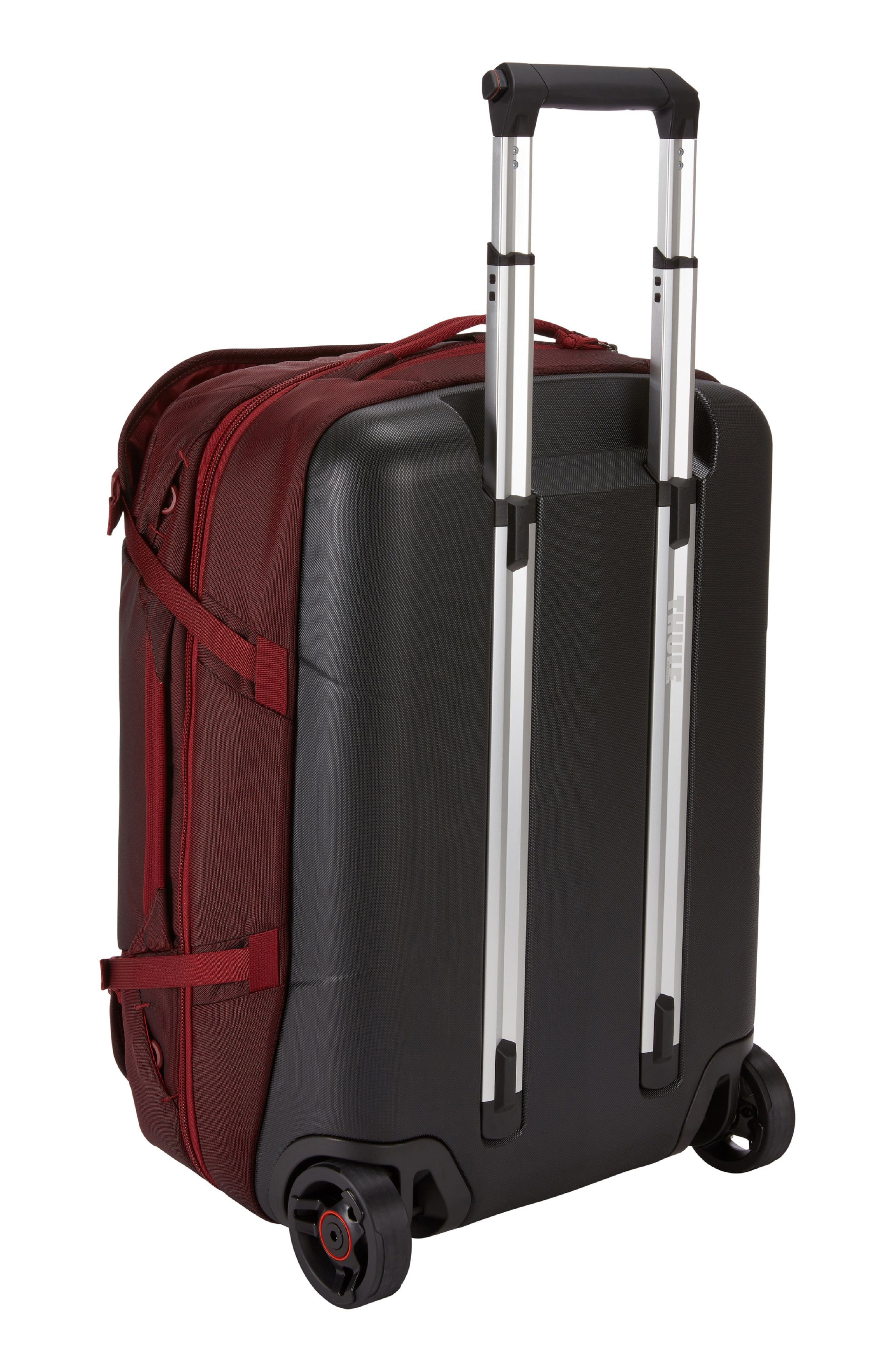 Subterra 22-Inch Rolling Case,                             Alternate thumbnail 3, color,                             EMBER