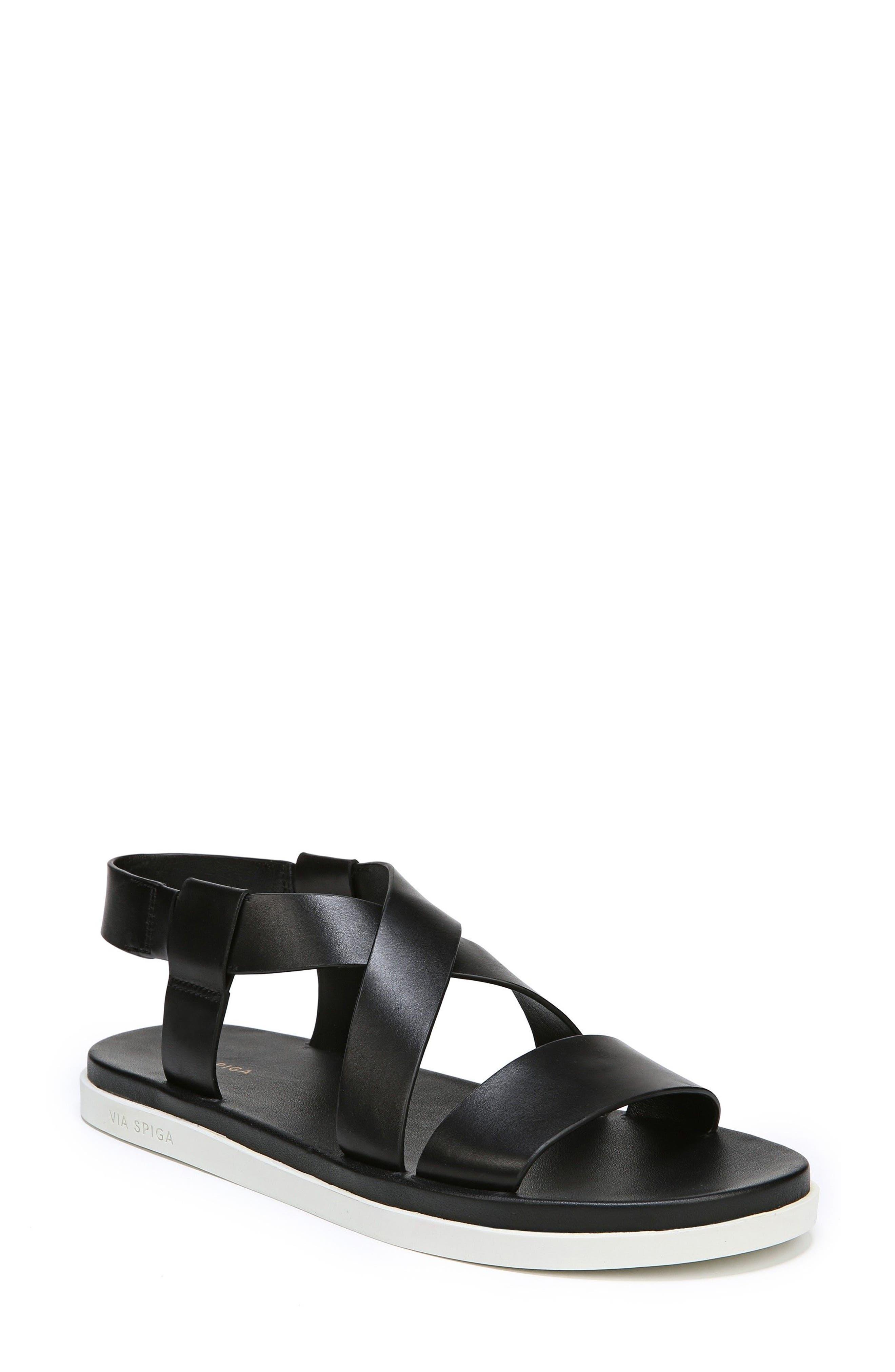 Kalia Strappy Sandal,                         Main,                         color, 001
