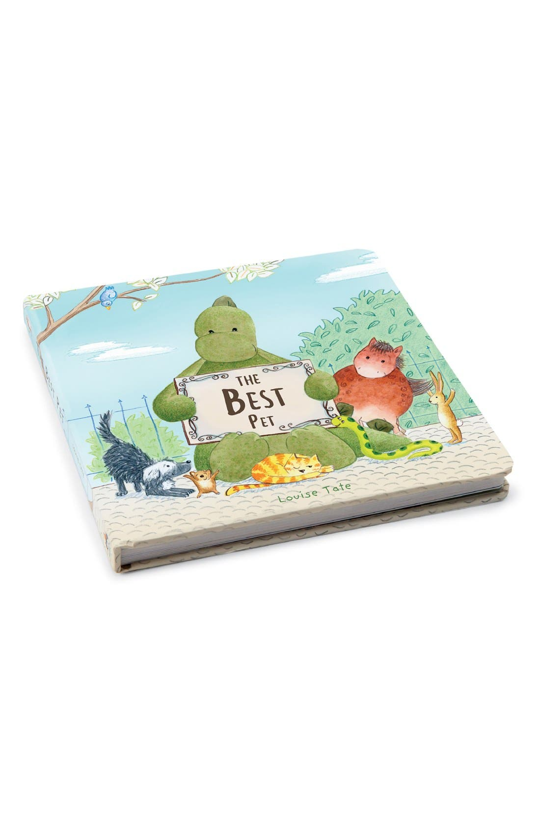 'The Best Pet' Book,                         Main,                         color, MULTI
