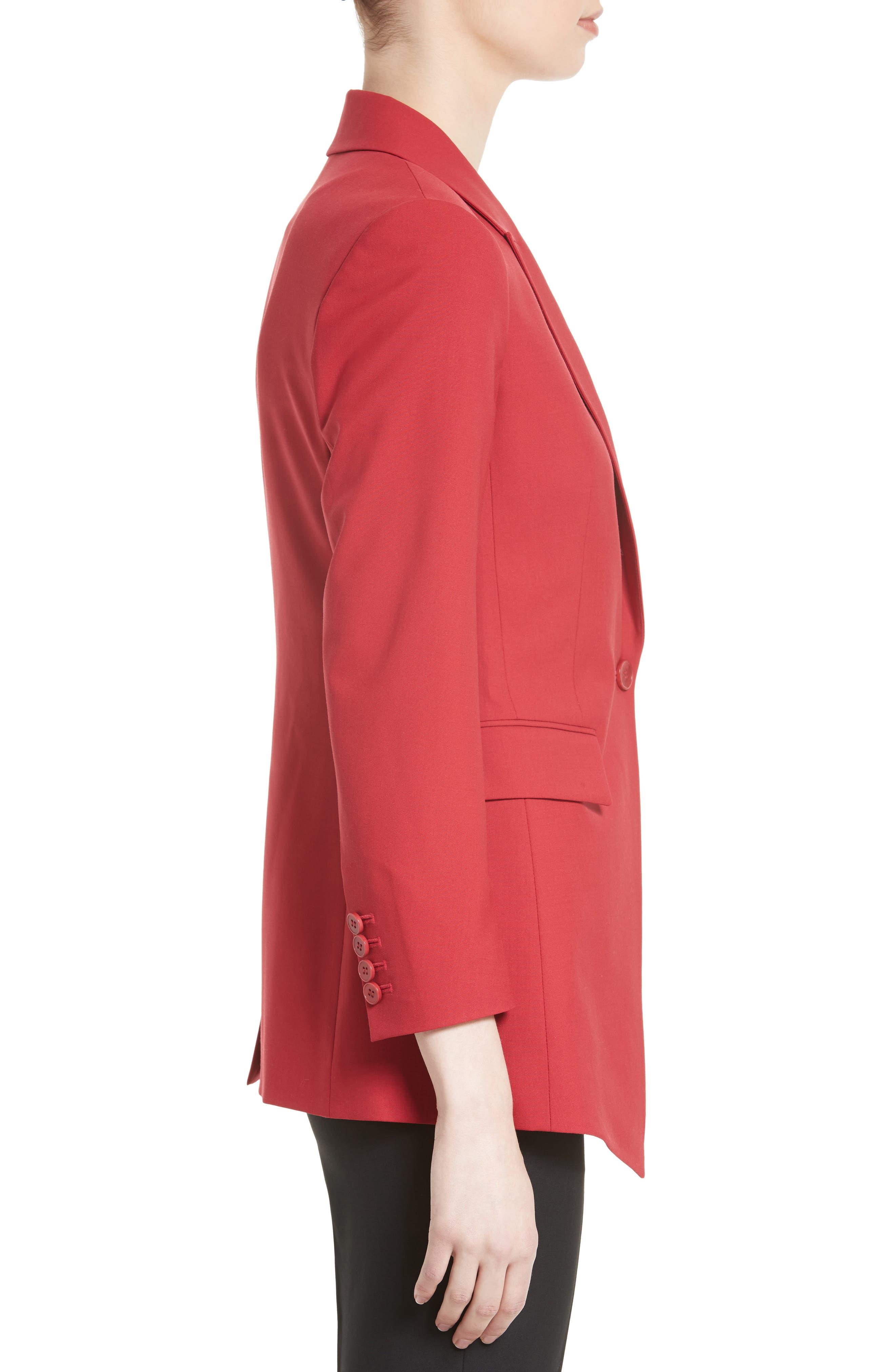 Etienette B Good Wool Suit Jacket,                             Alternate thumbnail 24, color,