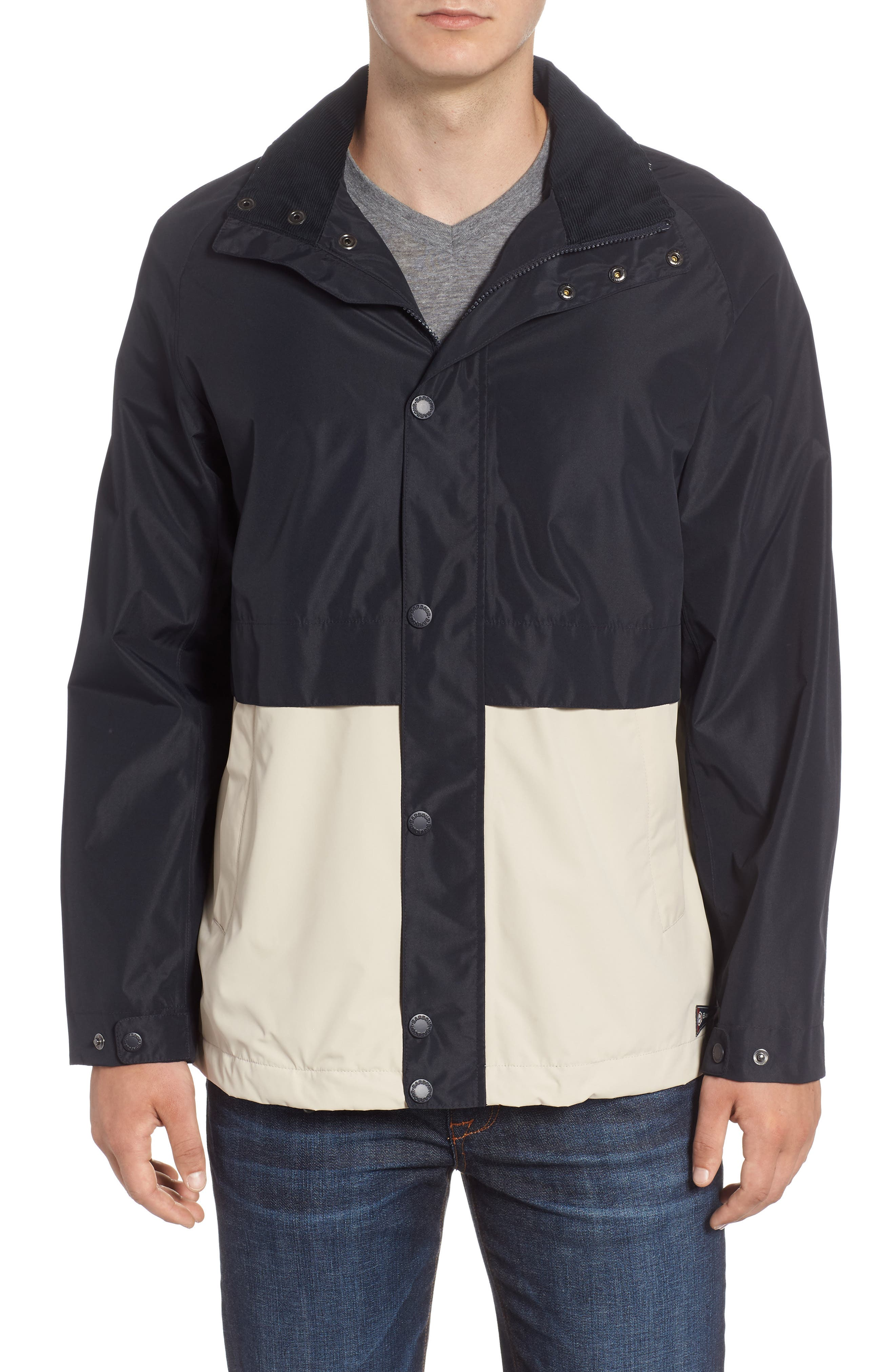 Nautical Dolan Waterproof Jacket,                             Main thumbnail 1, color,                             410
