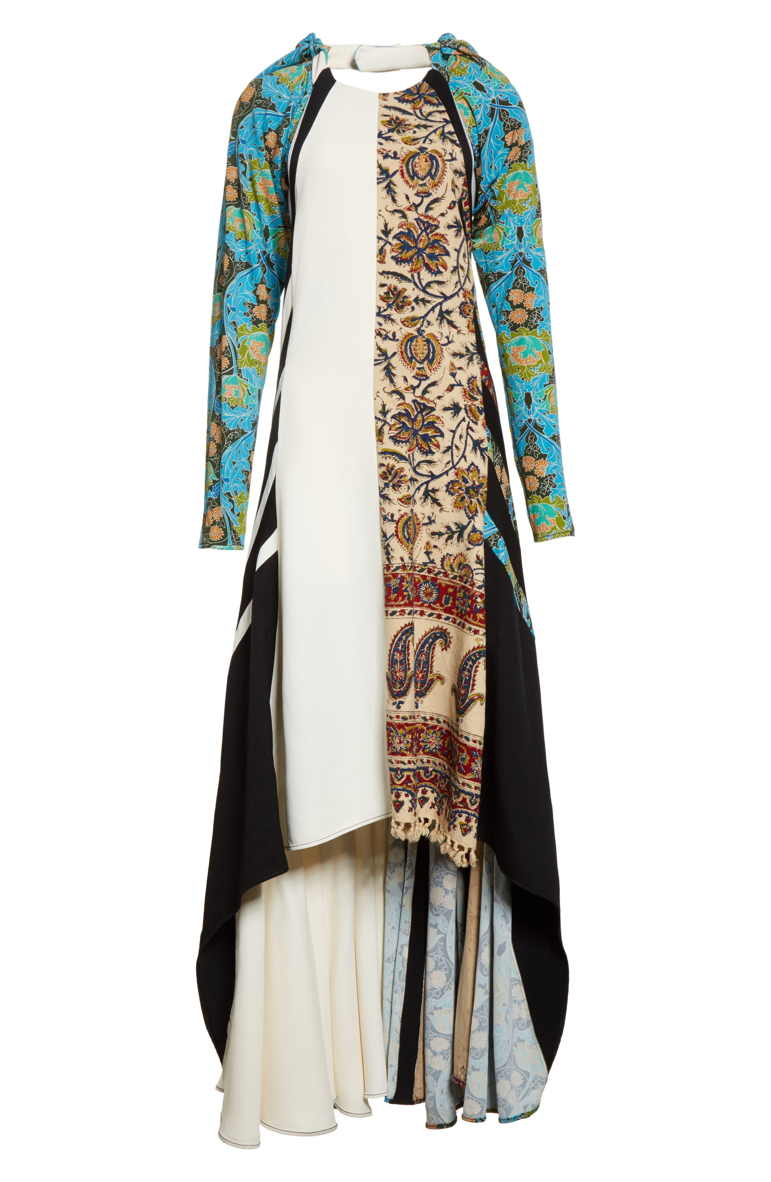Carpet Dress,                             Alternate thumbnail 6, color,                             960
