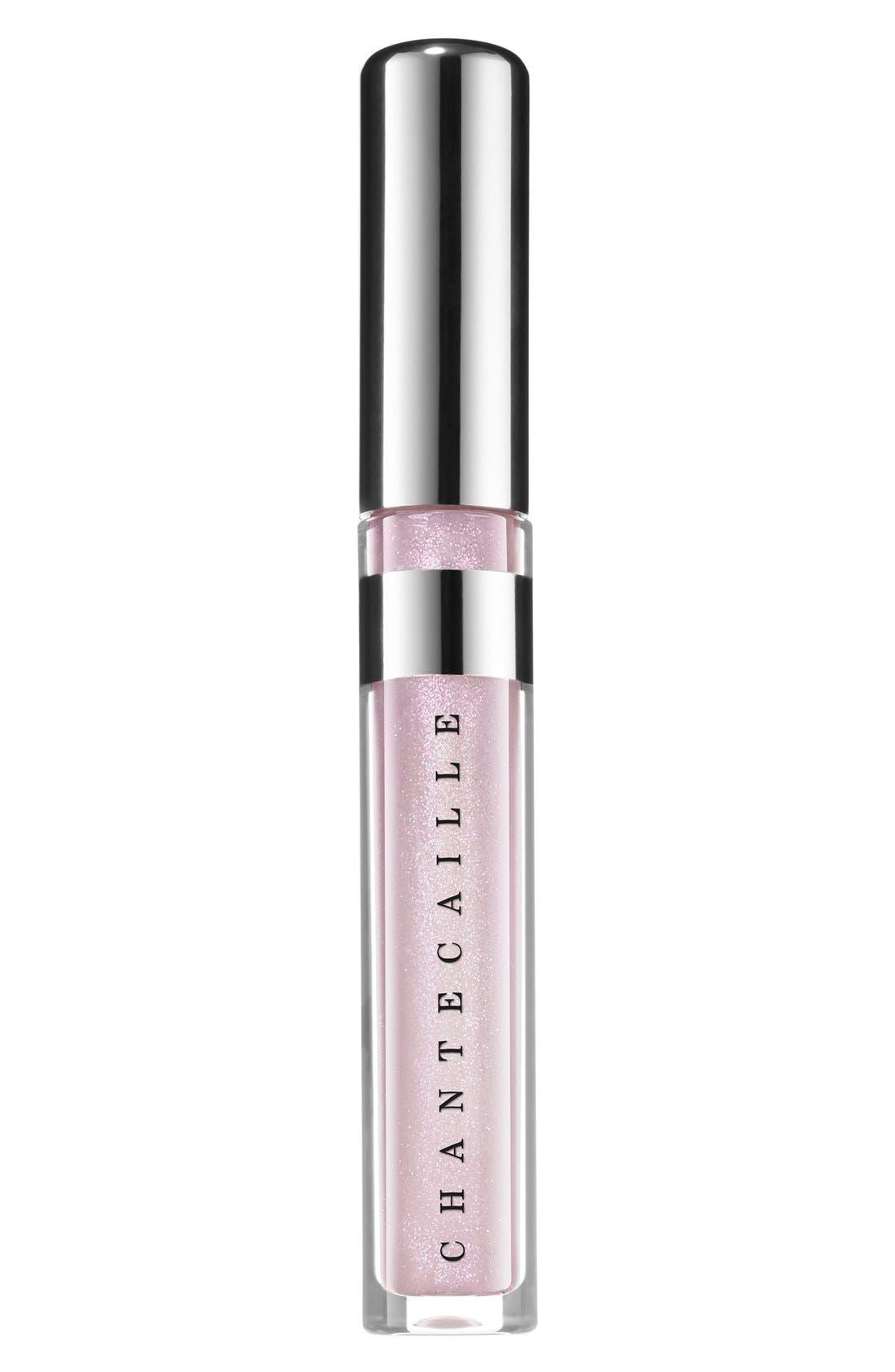 Galactic Lip Shine Healing Lip Gloss,                             Main thumbnail 1, color,                             MOONLIGHT