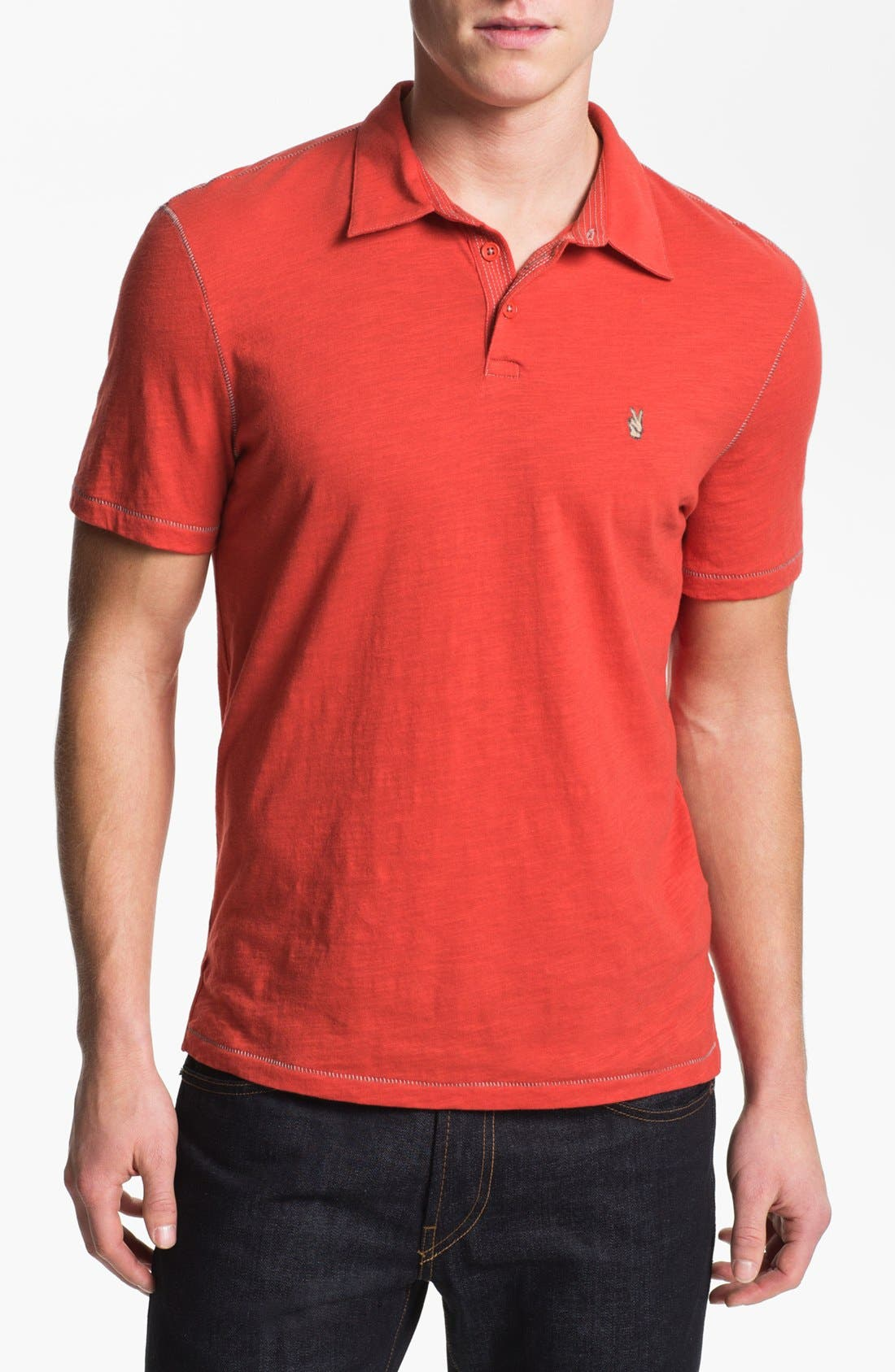 Slim Fit Polo,                             Main thumbnail 16, color,