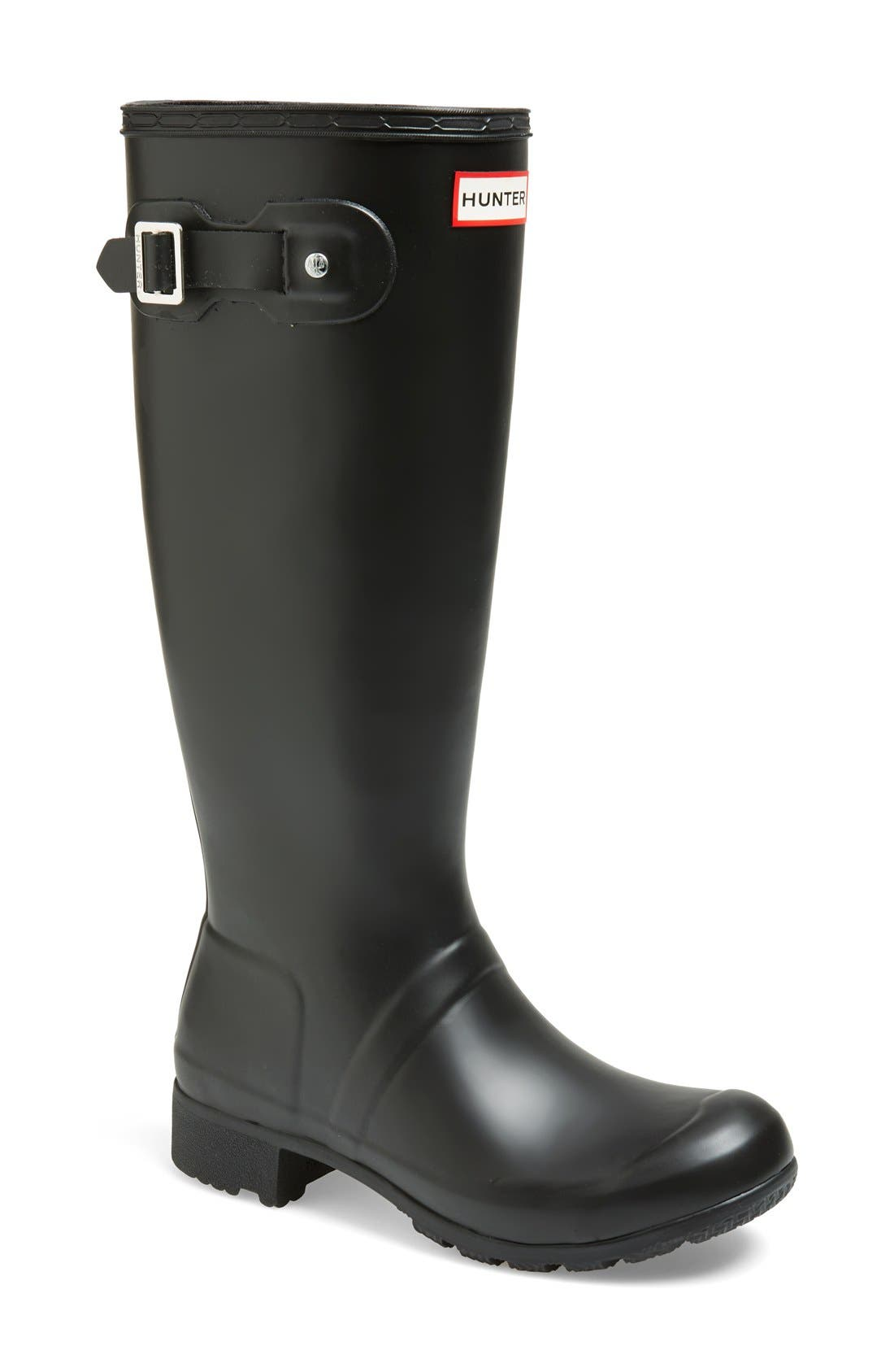 'Tour' Packable Rain Boot,                             Main thumbnail 7, color,