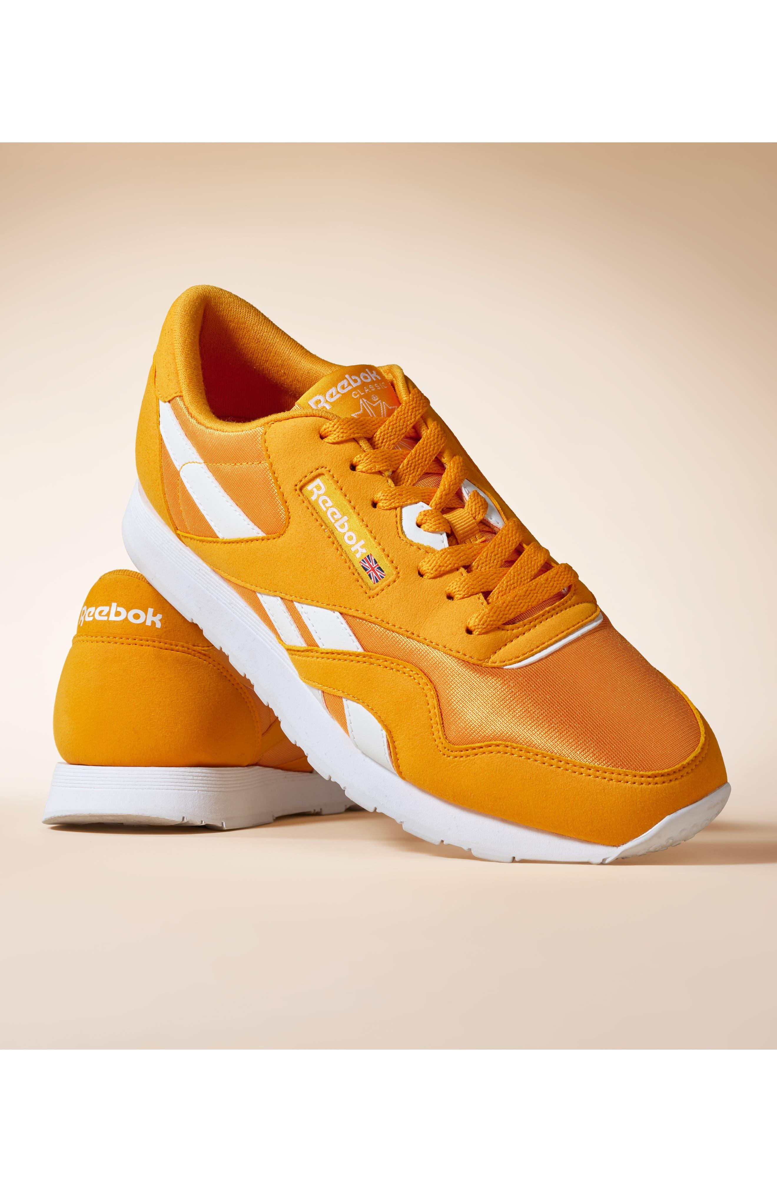 Classic Nylon Sneaker,                             Alternate thumbnail 7, color,                             401