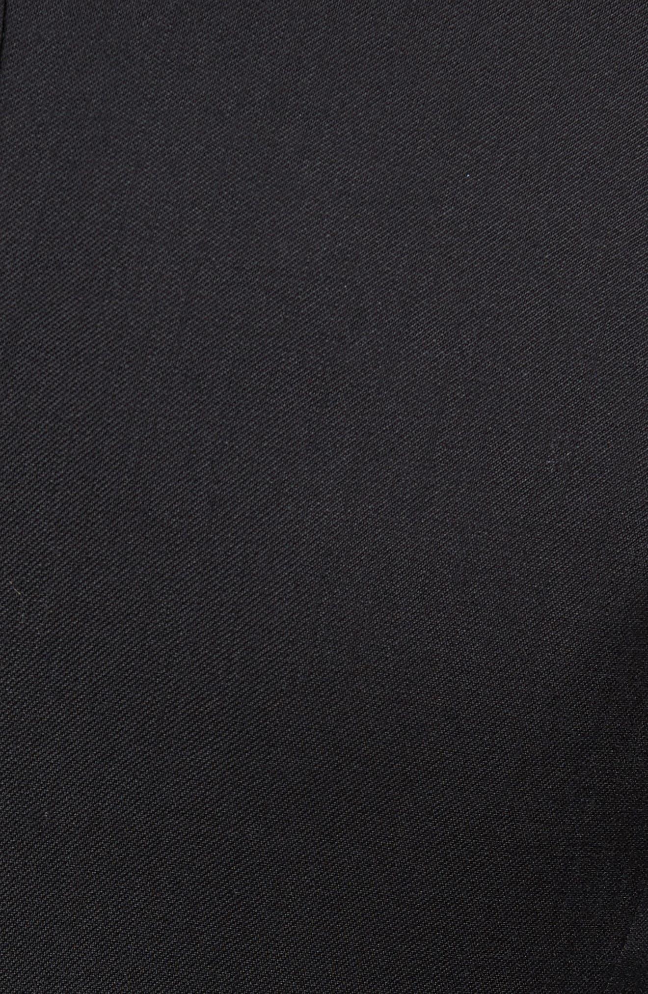 Jones Trim Fit Wool Suit,                             Alternate thumbnail 9, color,                             001