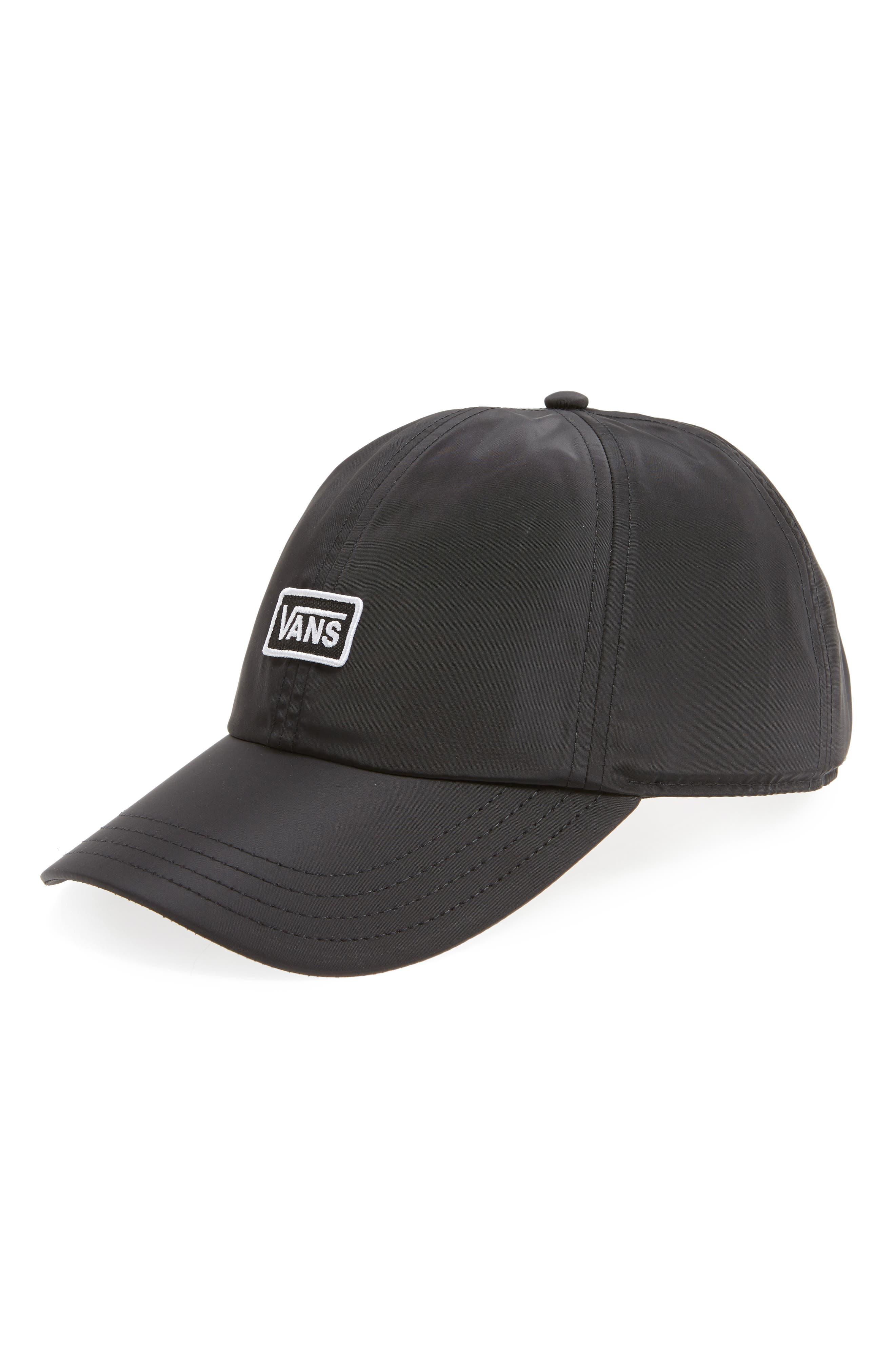 Boom Boom II Hat,                             Main thumbnail 1, color,                             BLACK